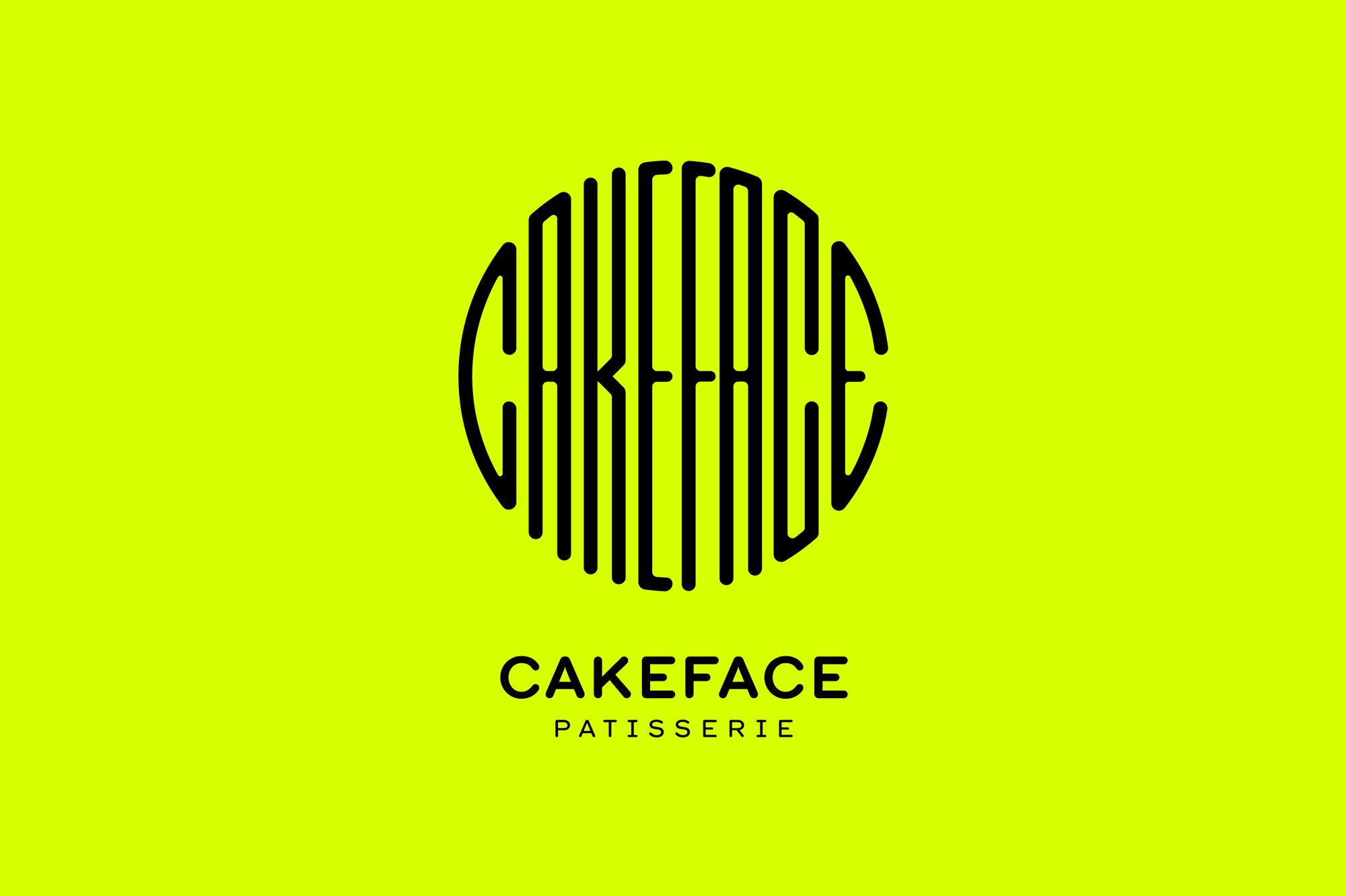 Cover image: Cakeface Patisserie Brand Identity