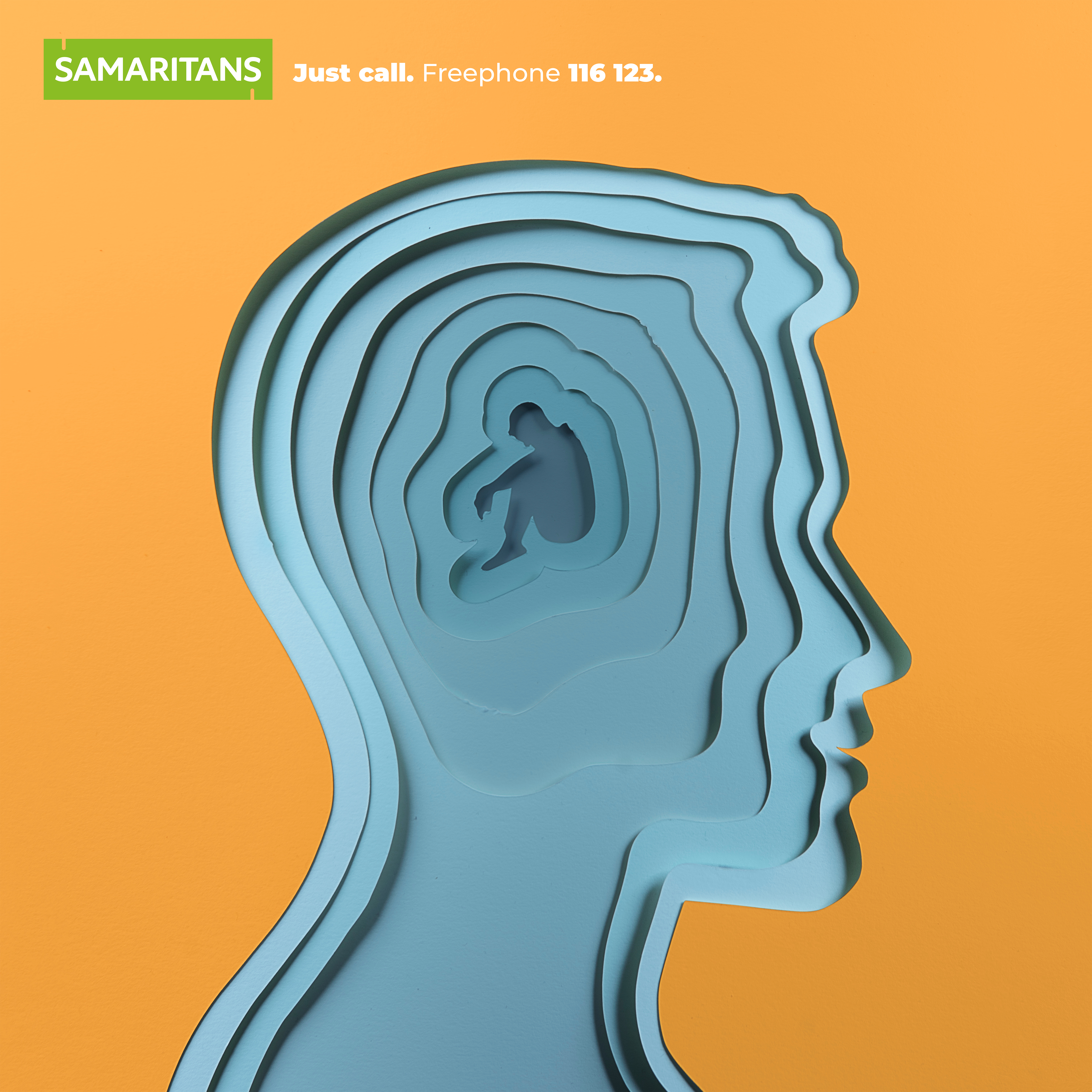 Cover image: Samaritans - Deep Down
