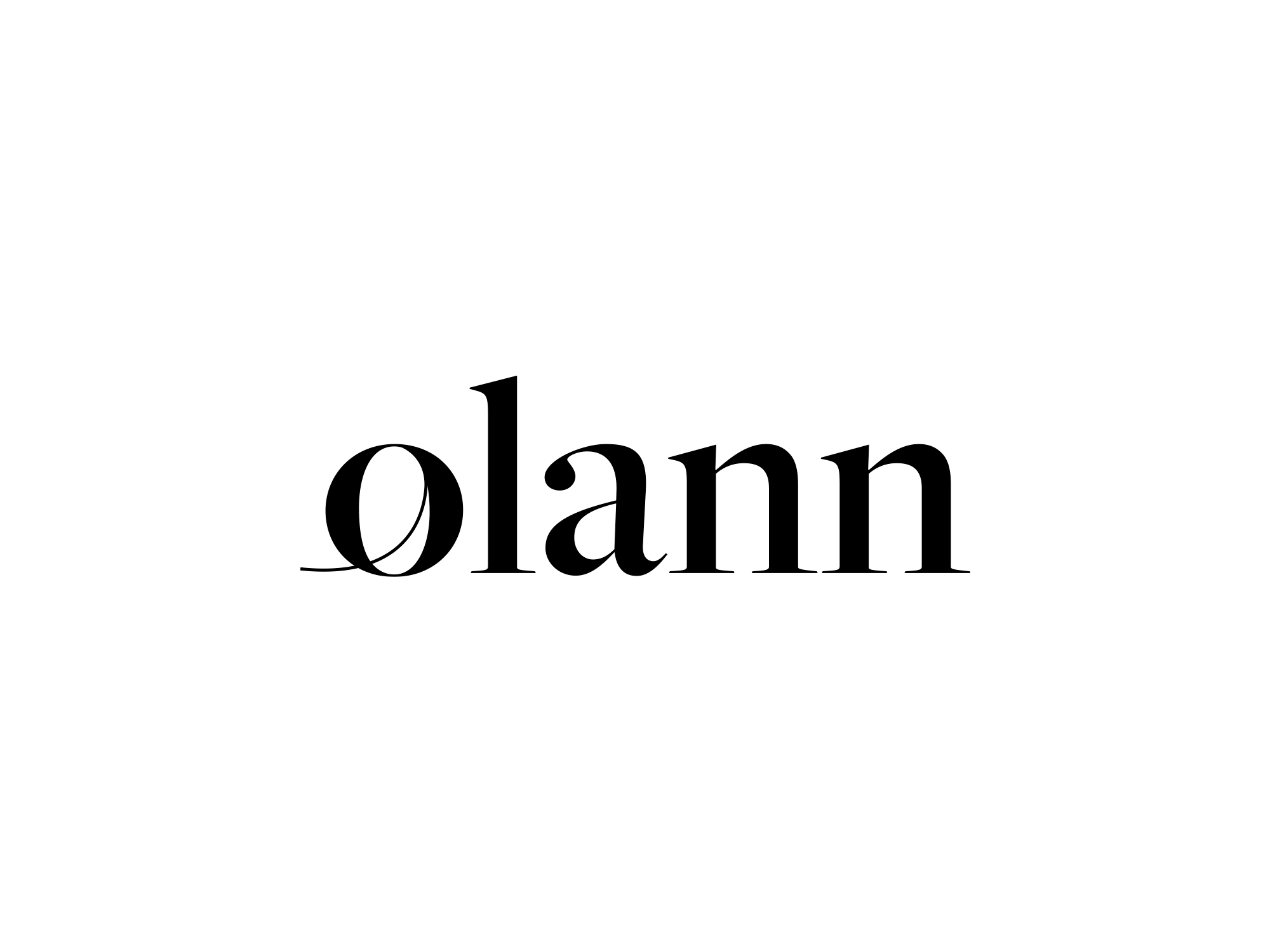 Cover image: Olann Brand Identity