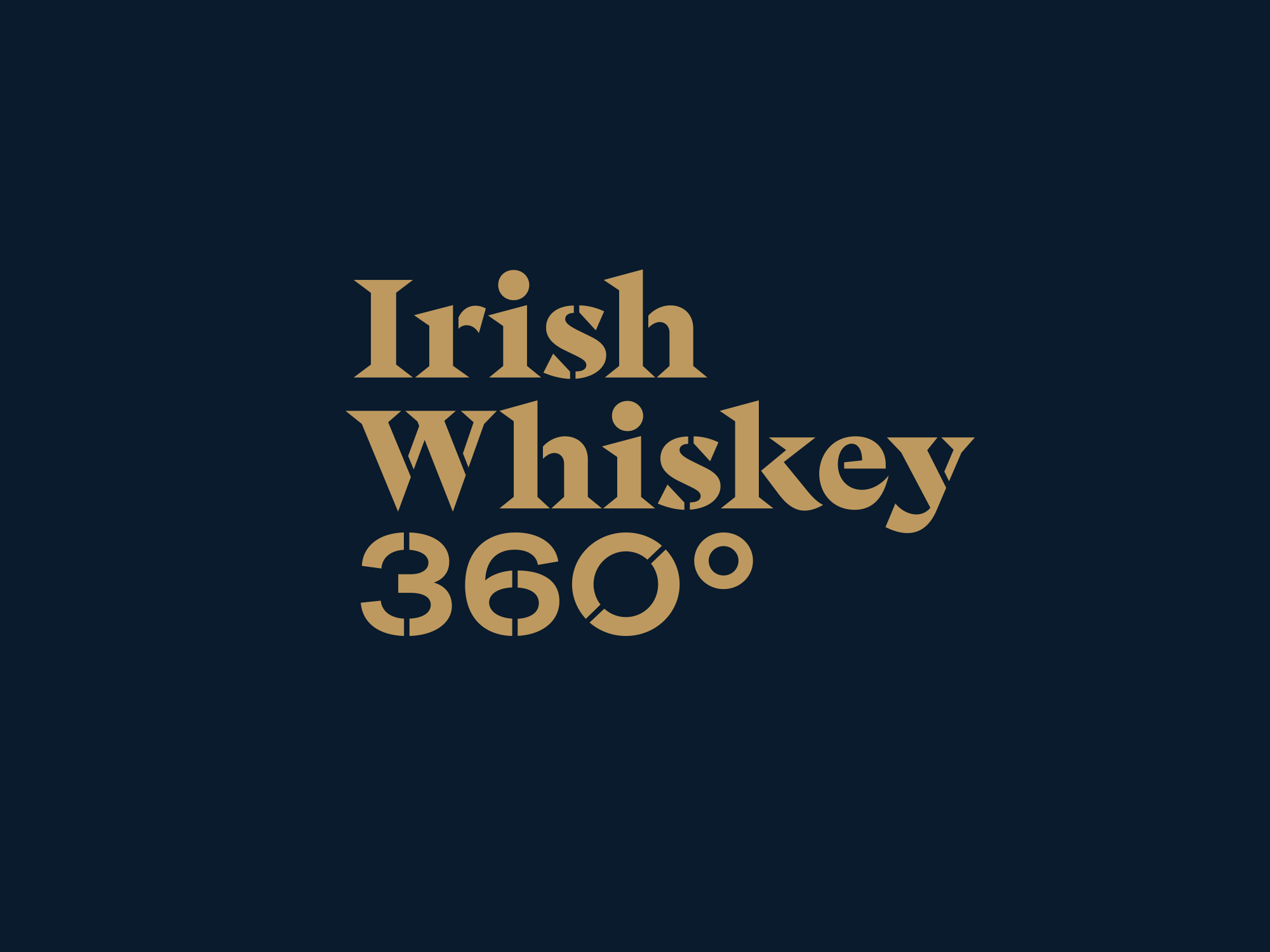 Cover image: Irish Whiskey 360° Brand Identity