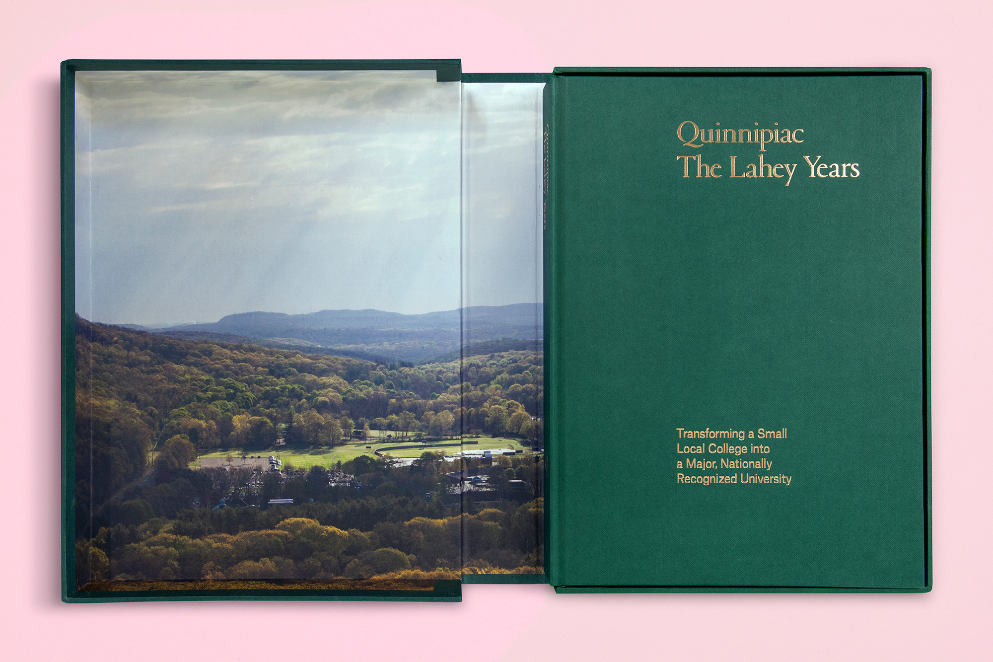 Cover image: Quinnipiac: The Lahey Years