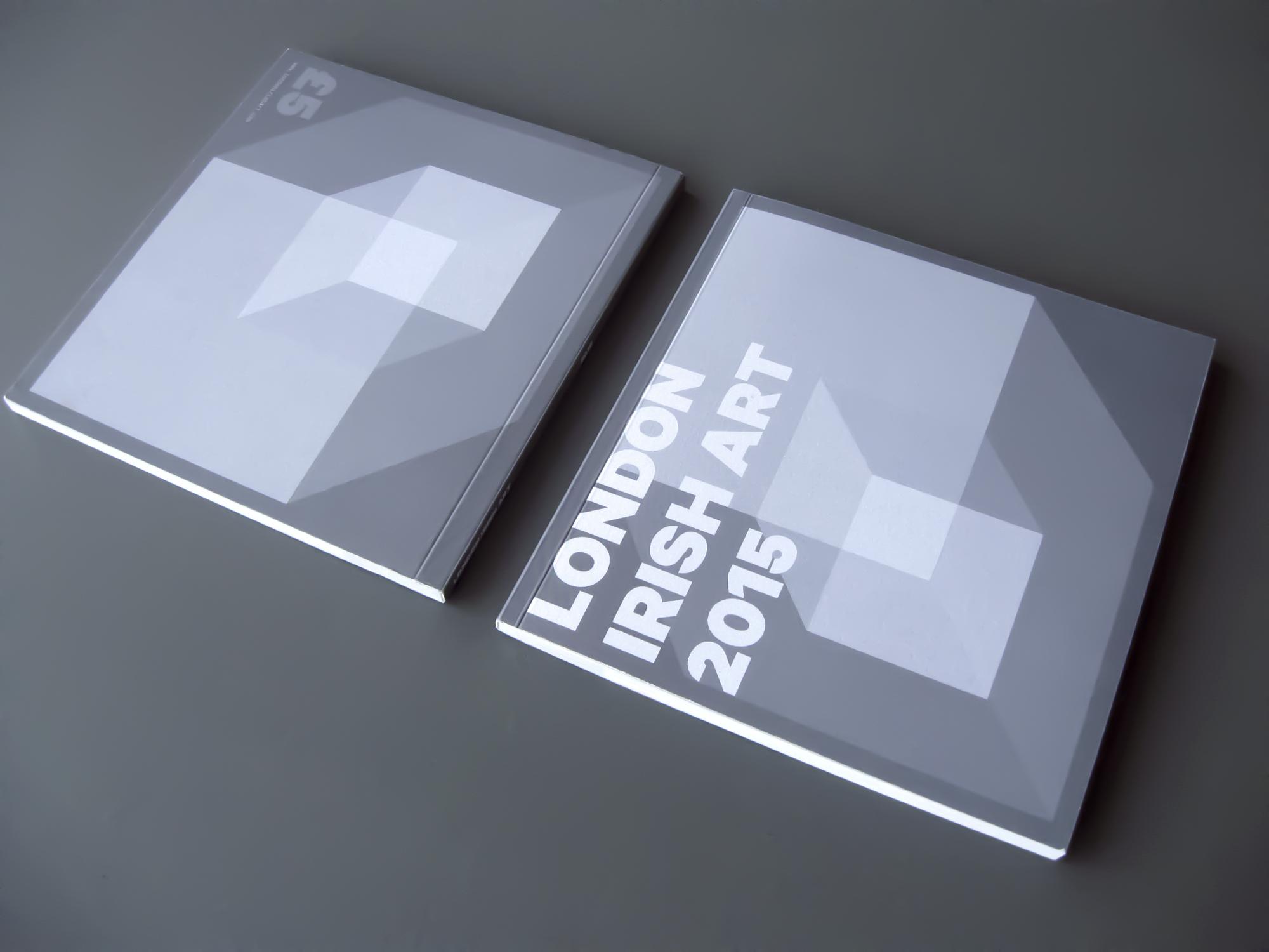 Cover image: London Irish Art Catalogue (2014)