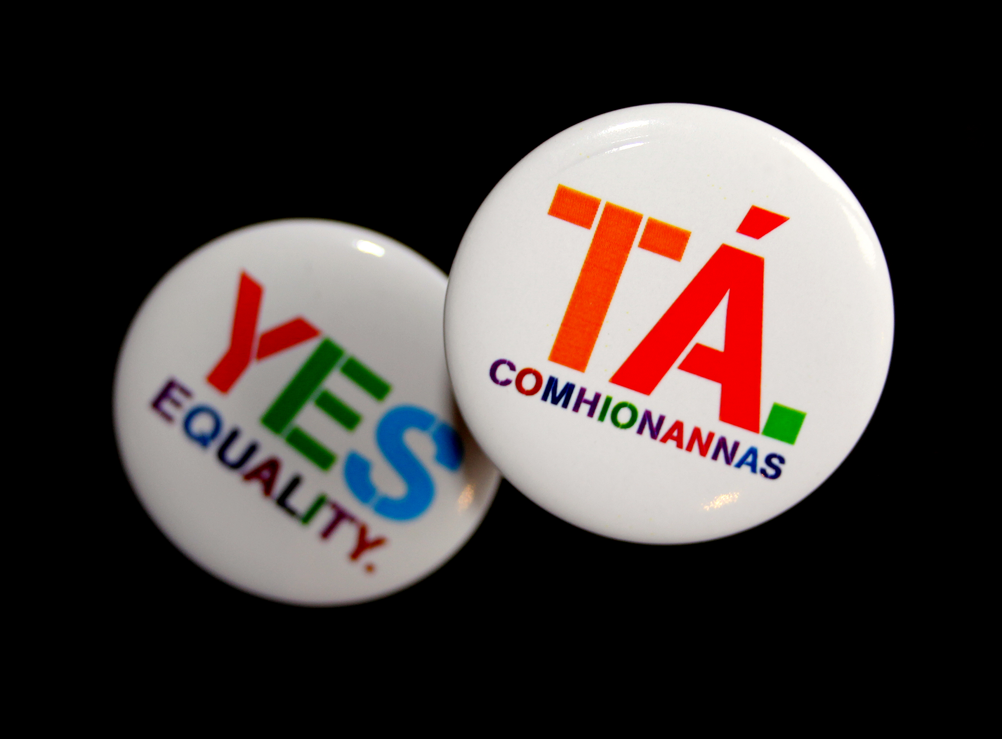 Cover image: Yes Equality