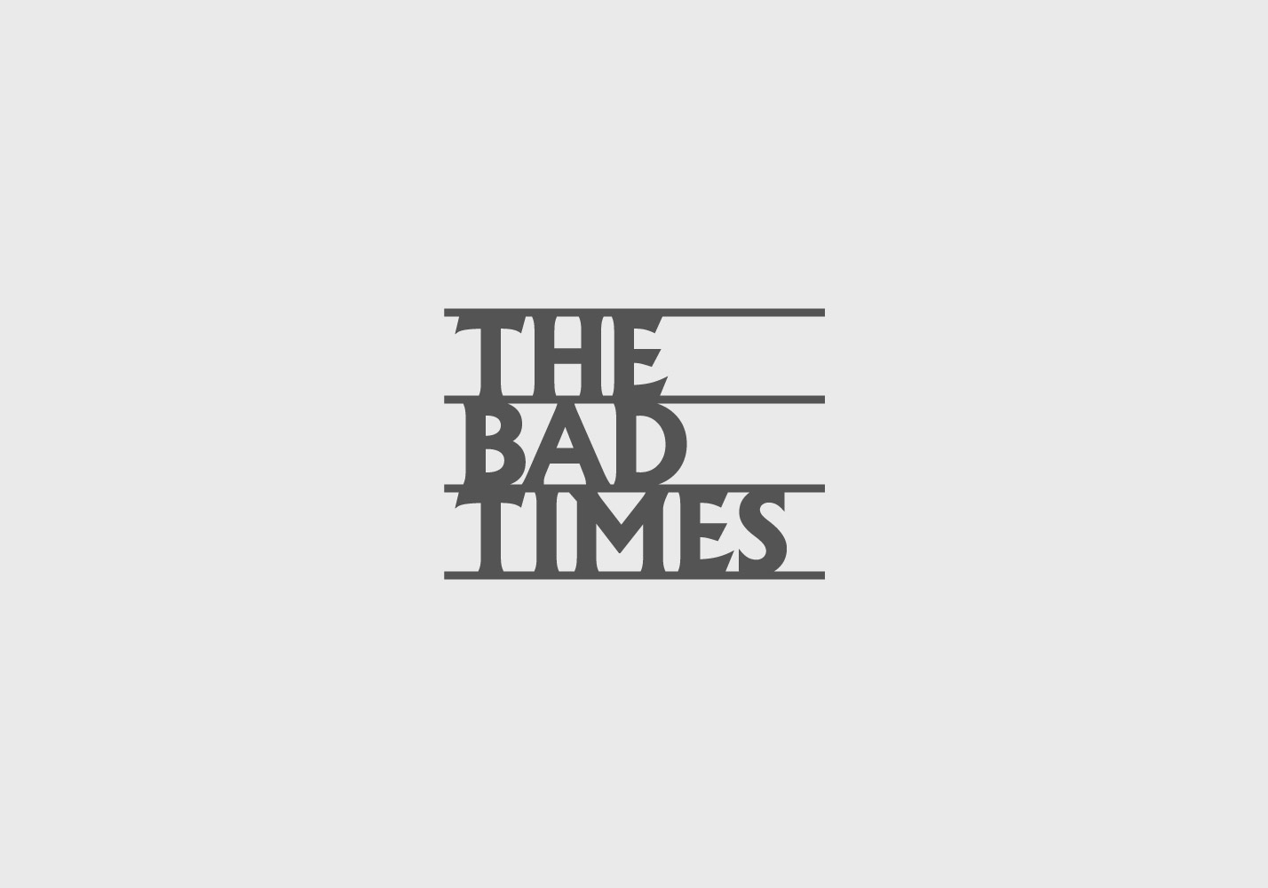 Cover image: The Bad Times