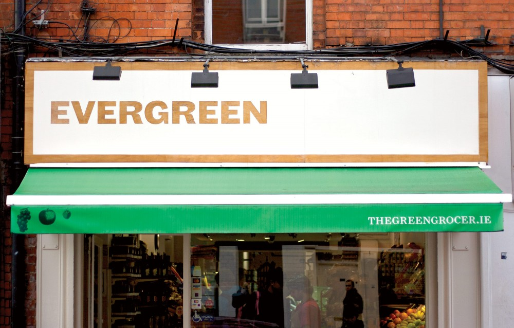 Cover image: Evergreen Identity