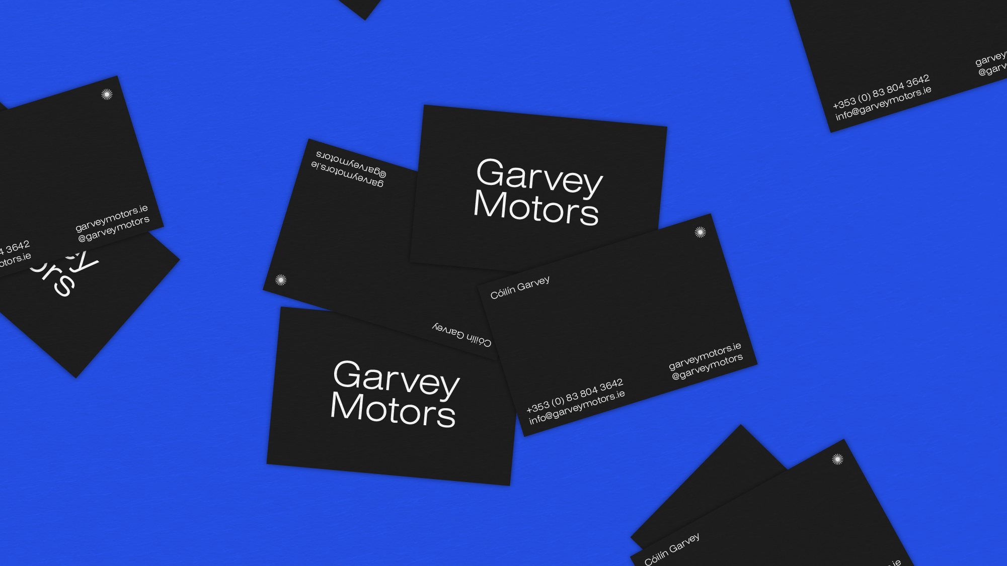Cover image: Garvey Motors