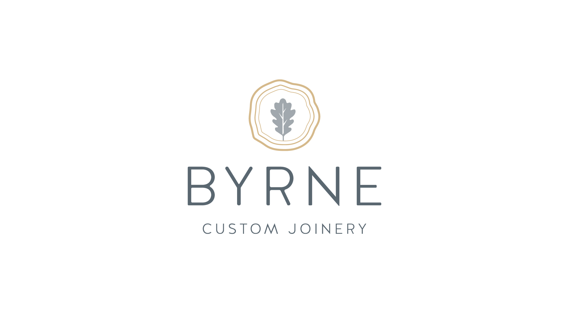 Cover image: Byrne Joinery