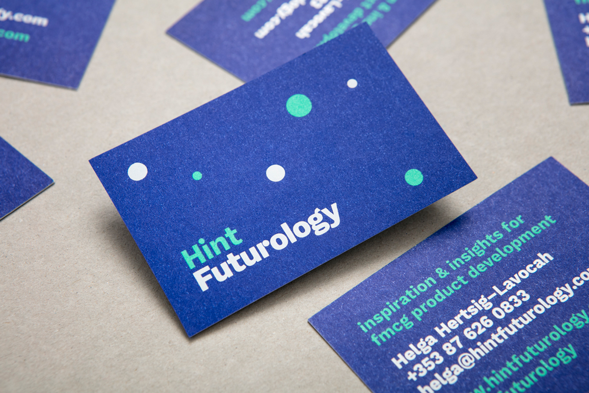 Cover image: Hint Futurology (2016)