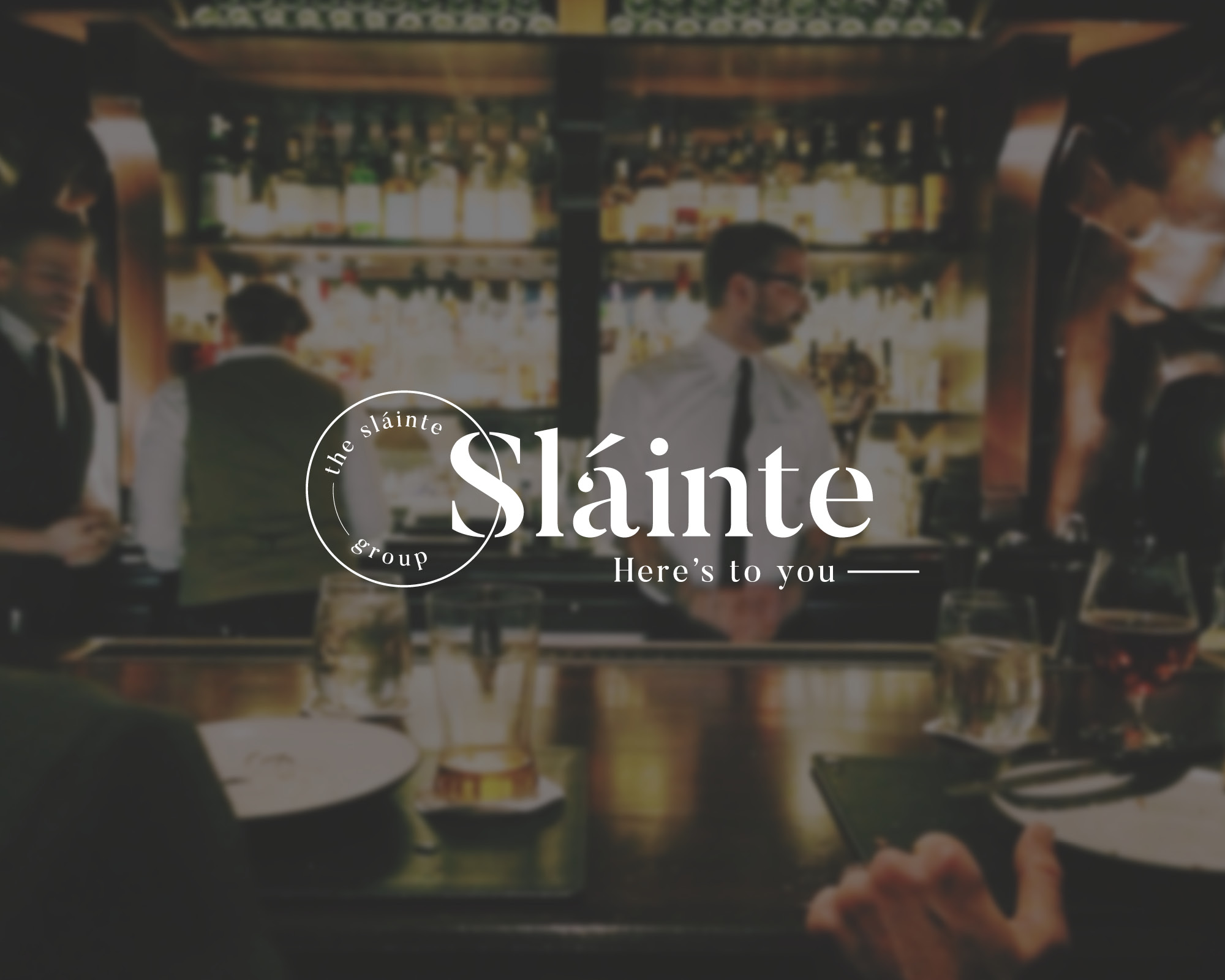 Cover image: The Sláinte Group