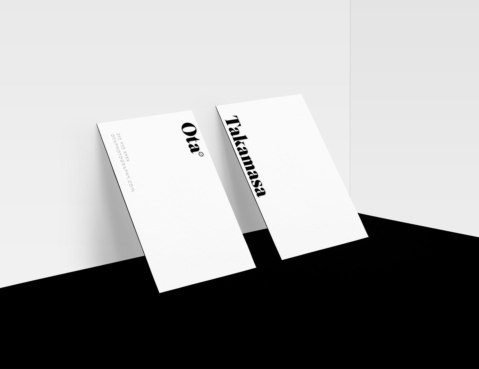 Cover image: Takamasa Ota Identity (2015)