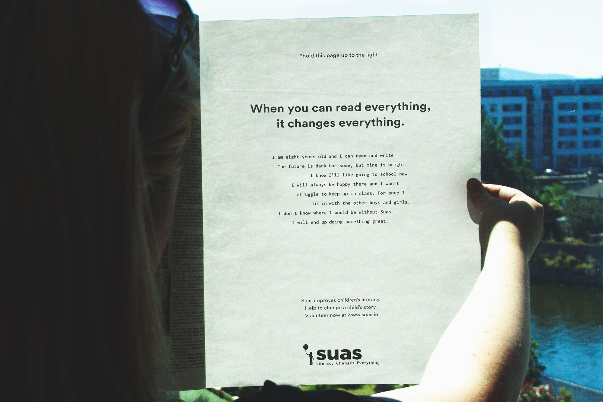 Cover image: When you can read everything, it changes everything