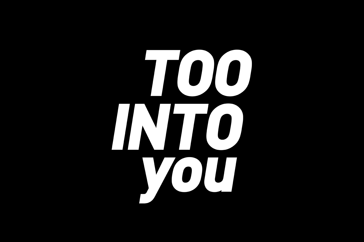 Cover image: Too Into You