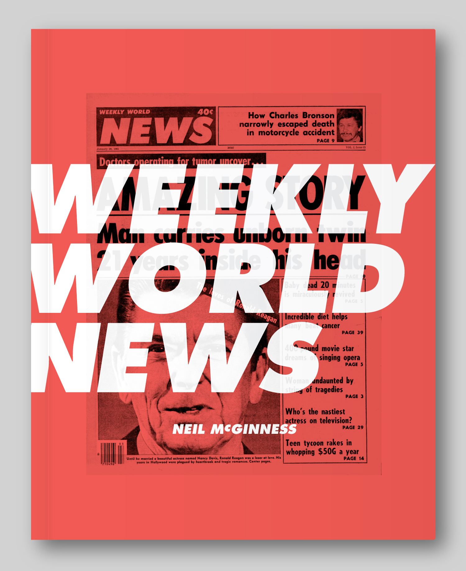 Cover image: Weekly World News (2014)