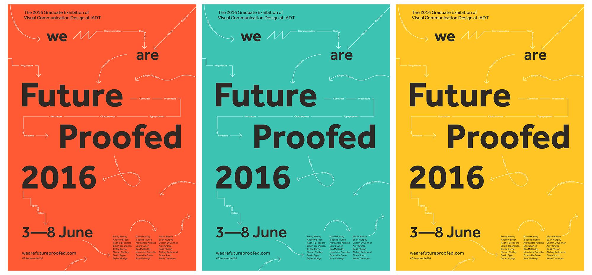 Cover image: Future Proofed 2016