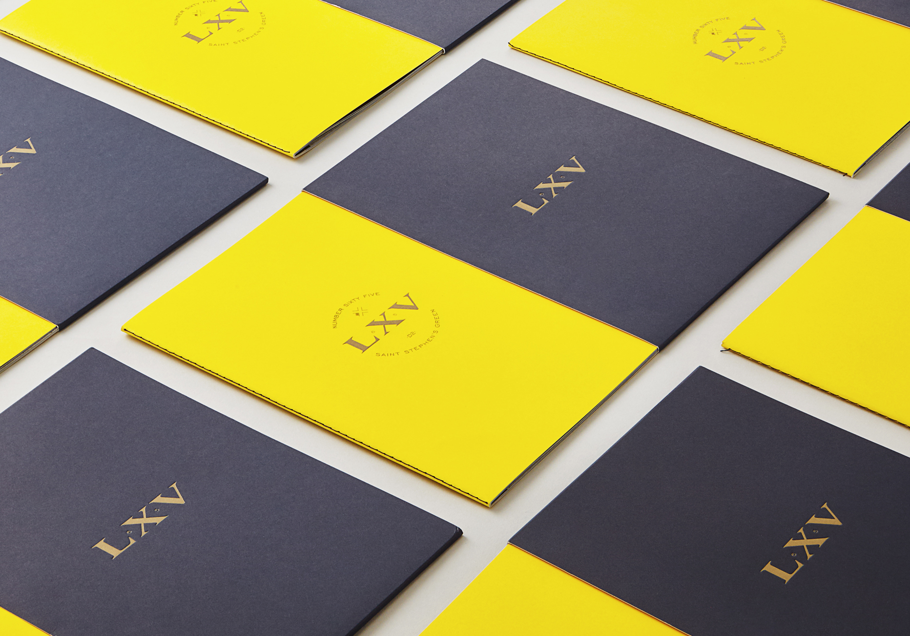 Cover image: LXV Identity (2015)