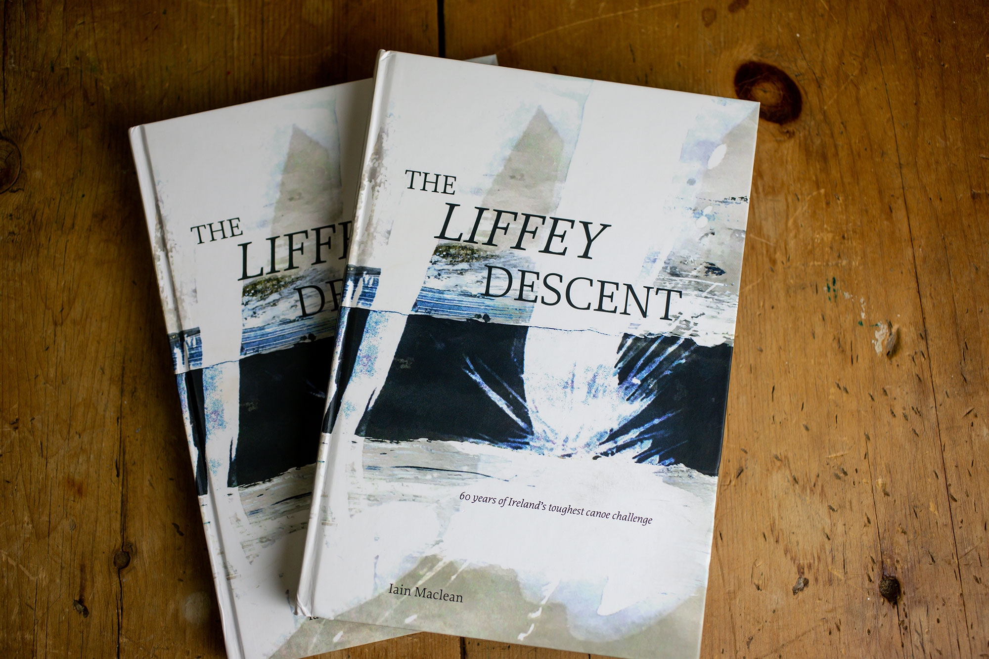 Cover image: The Liffey Descent