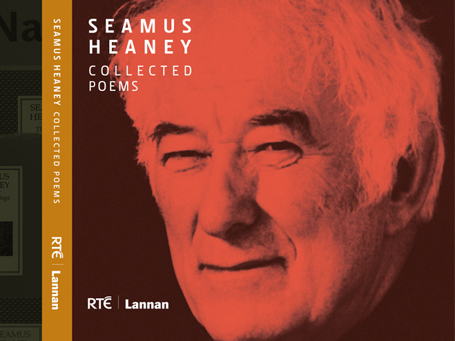 Cover image: Seamus Heaney - Collected Poems