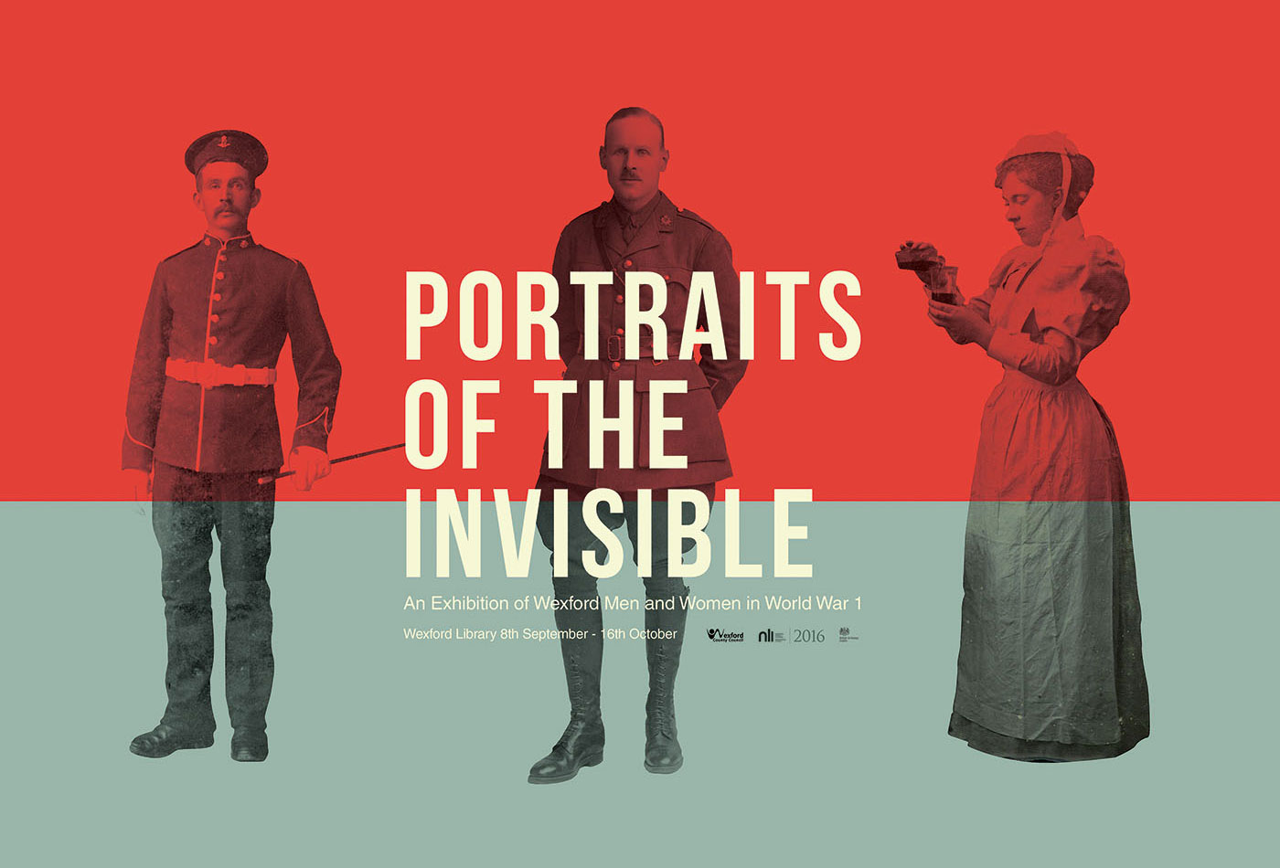 Cover image: Portraits of the Invisible