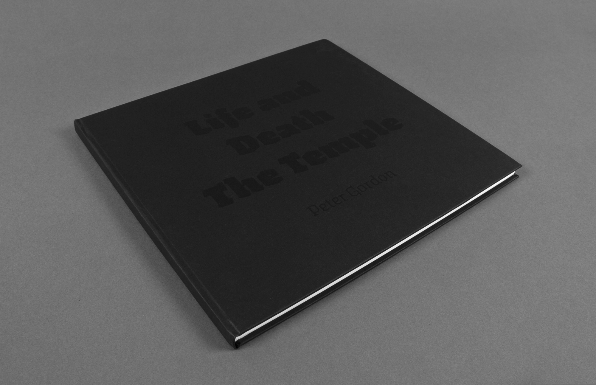 Cover image: Life and Death, The Temple. (2013)