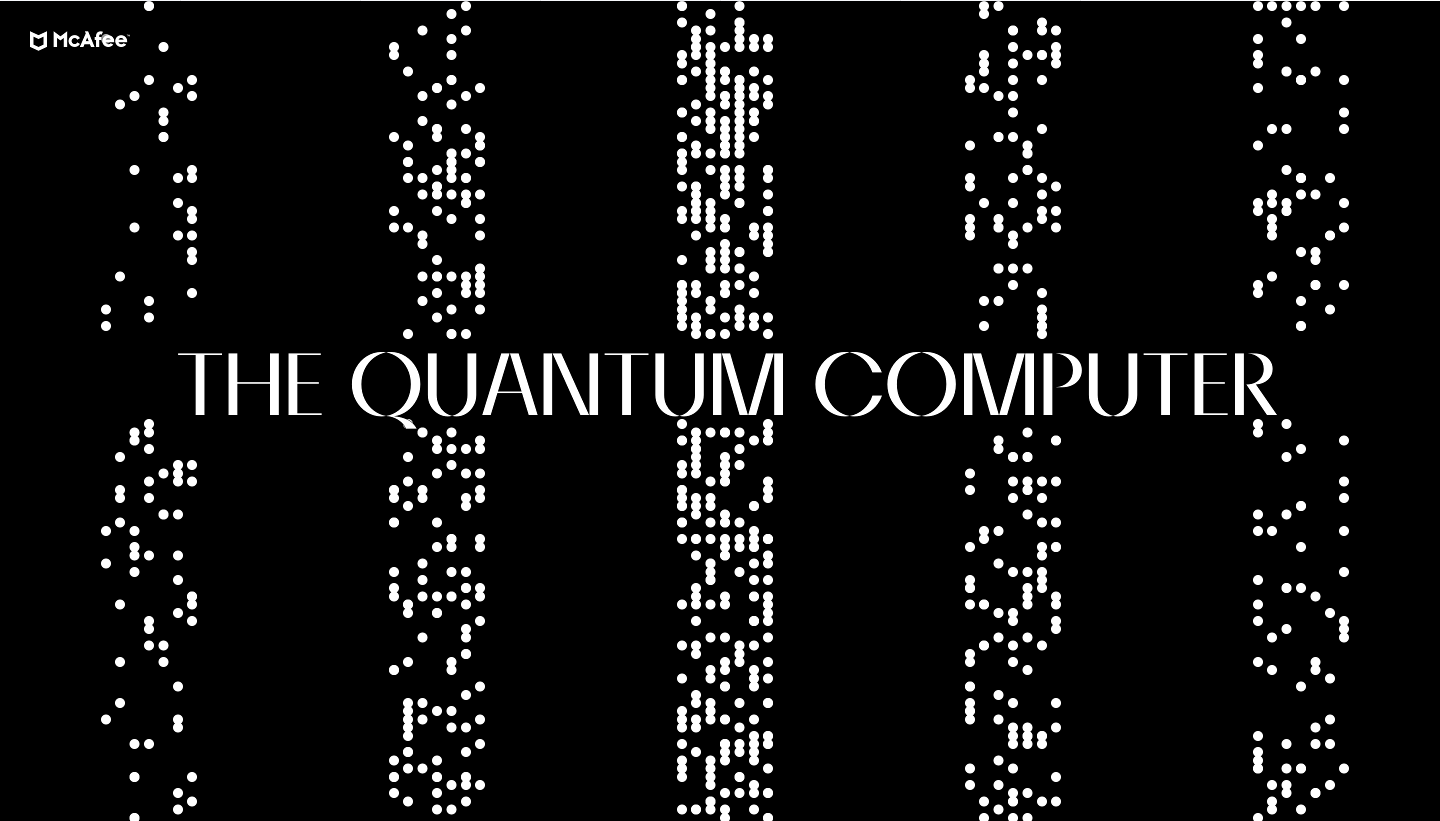 Cover image: The Quantum Computer