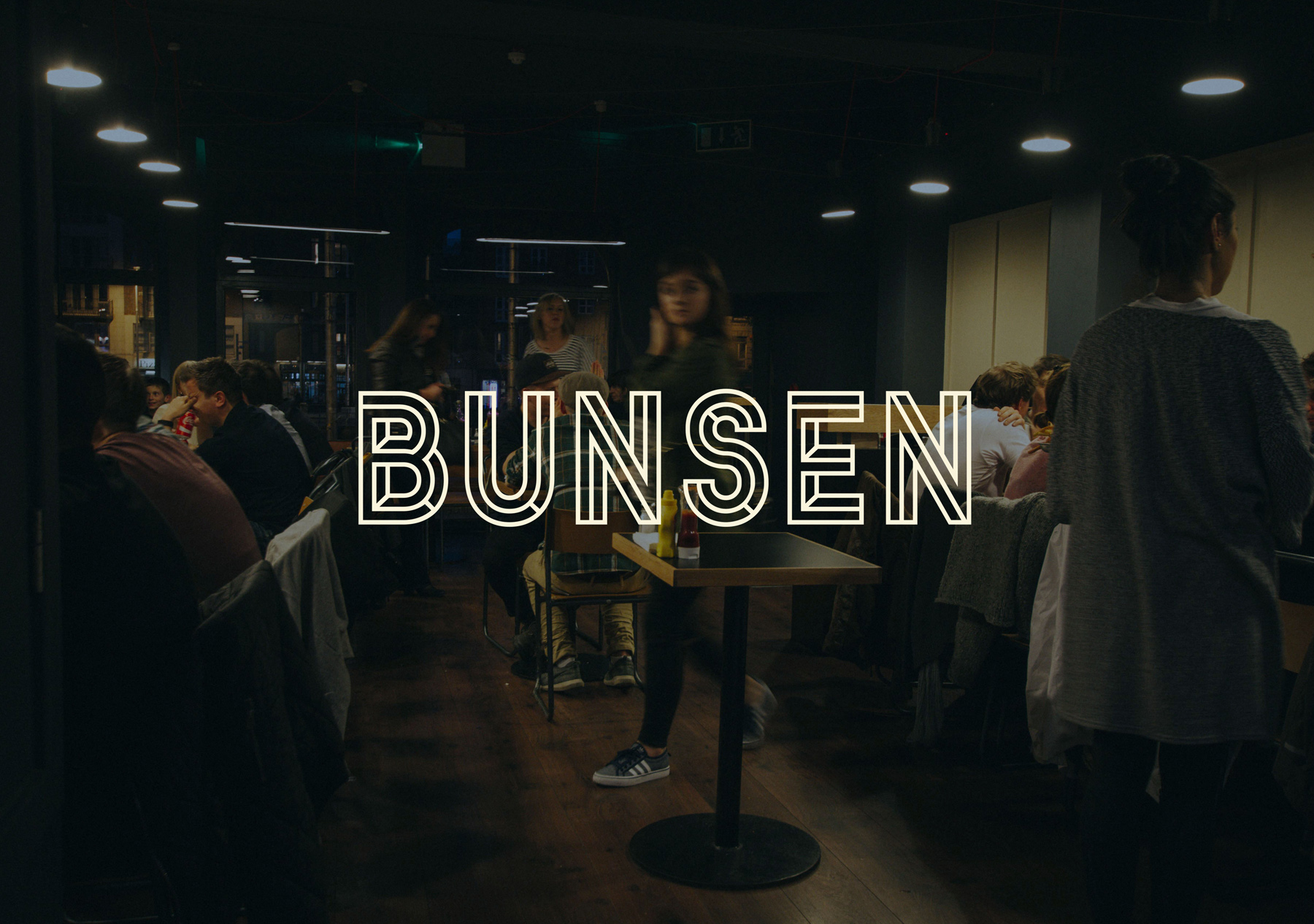 Cover image: Bunsen (2018)