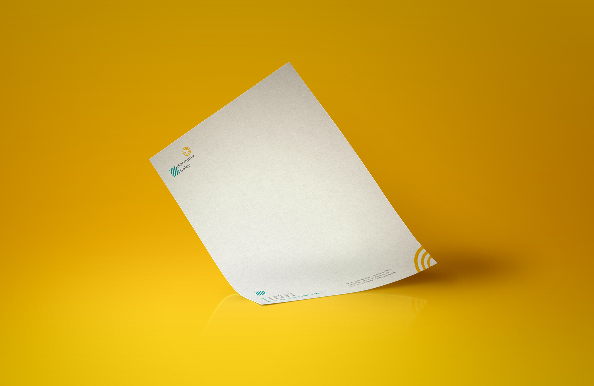 Cover image: Harmony Solar