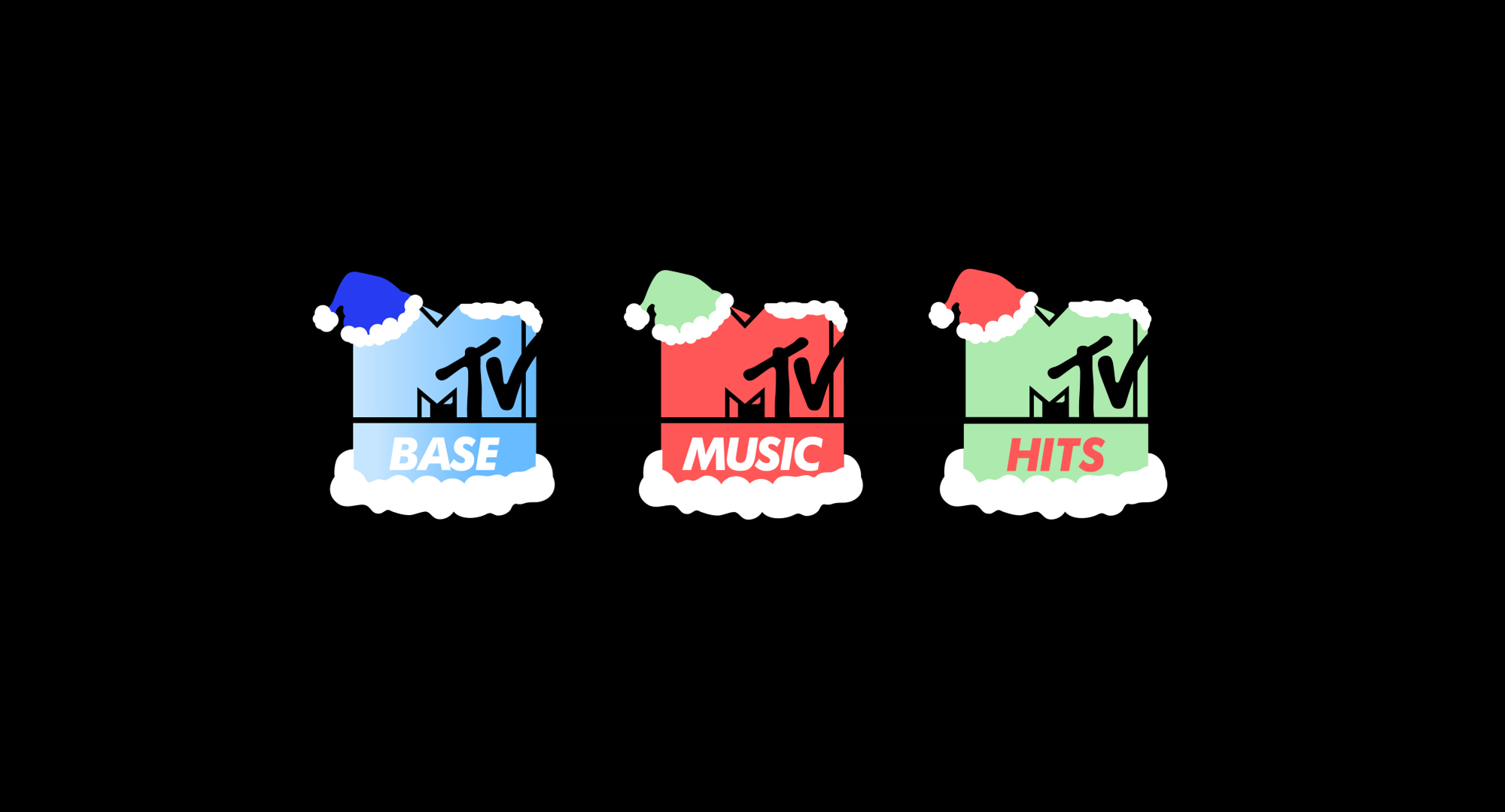 Cover image: MTV Music Channels Xmas Identity