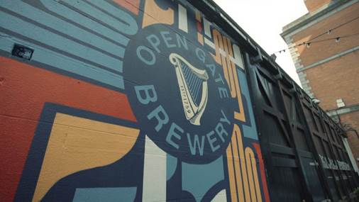 Cover image: Open Gate Brewery