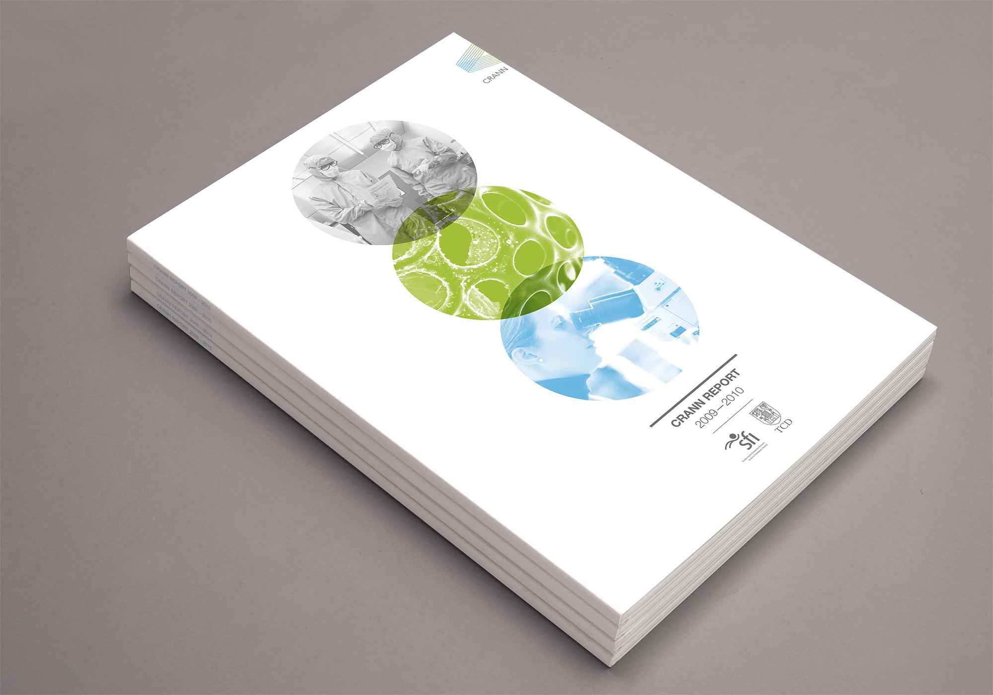 Cover image: Crann Annual Report (2011)