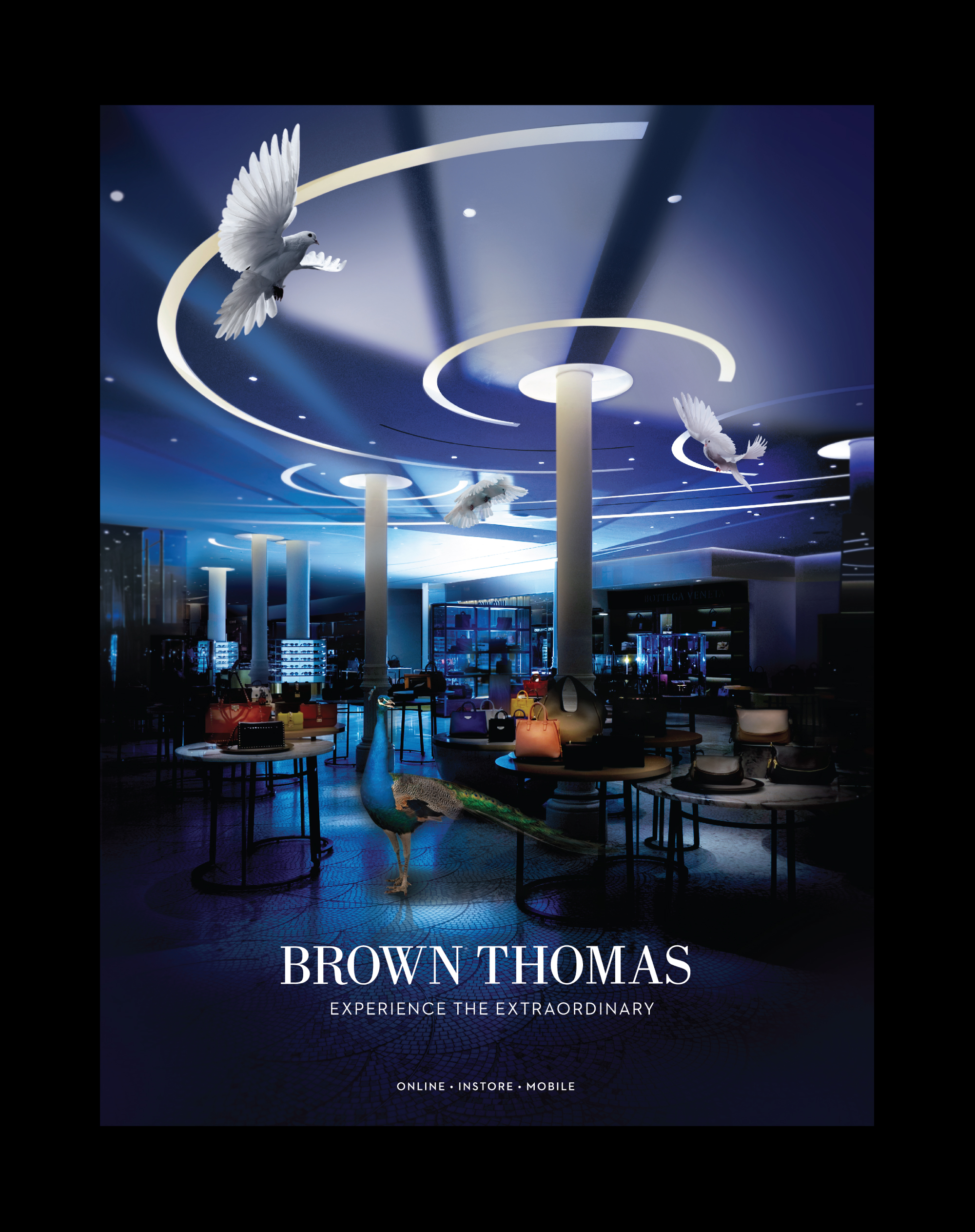 Cover image: Brown Thomas Cara Advert