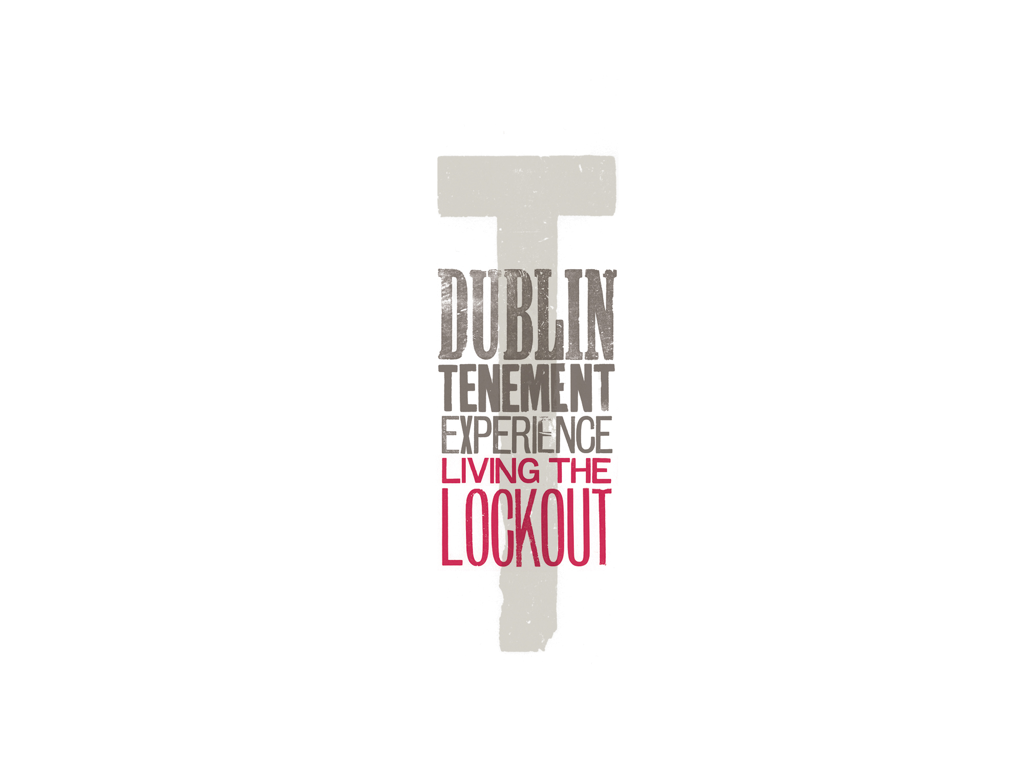 Cover image: Dublin Tenement Experience (2013)