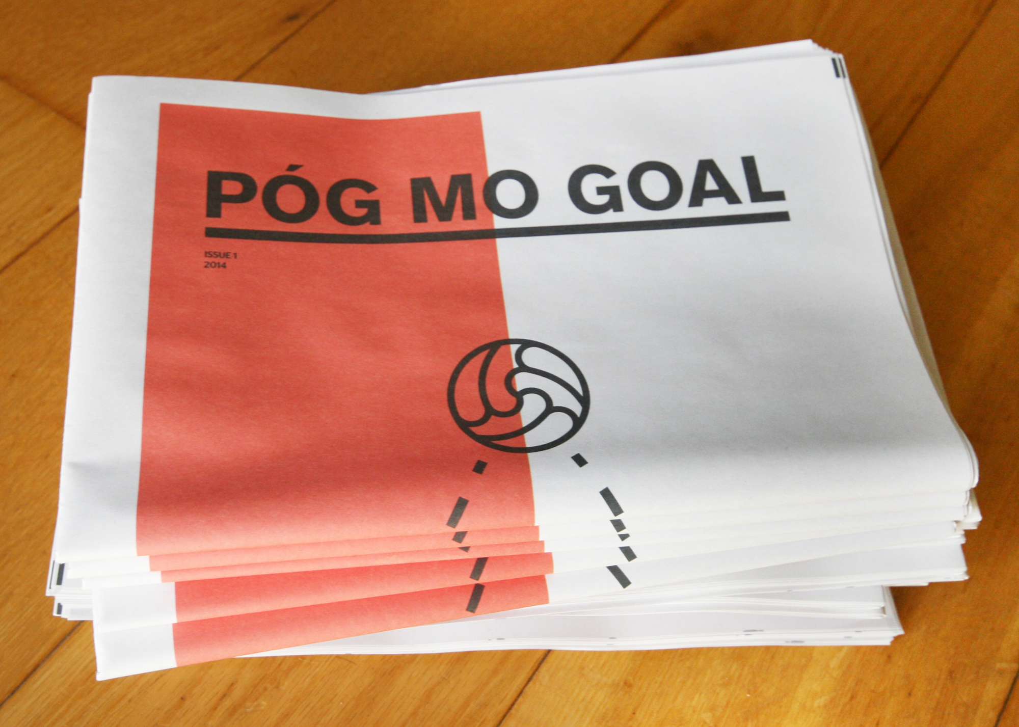 Cover image: Póg Mo Goal Issue 1