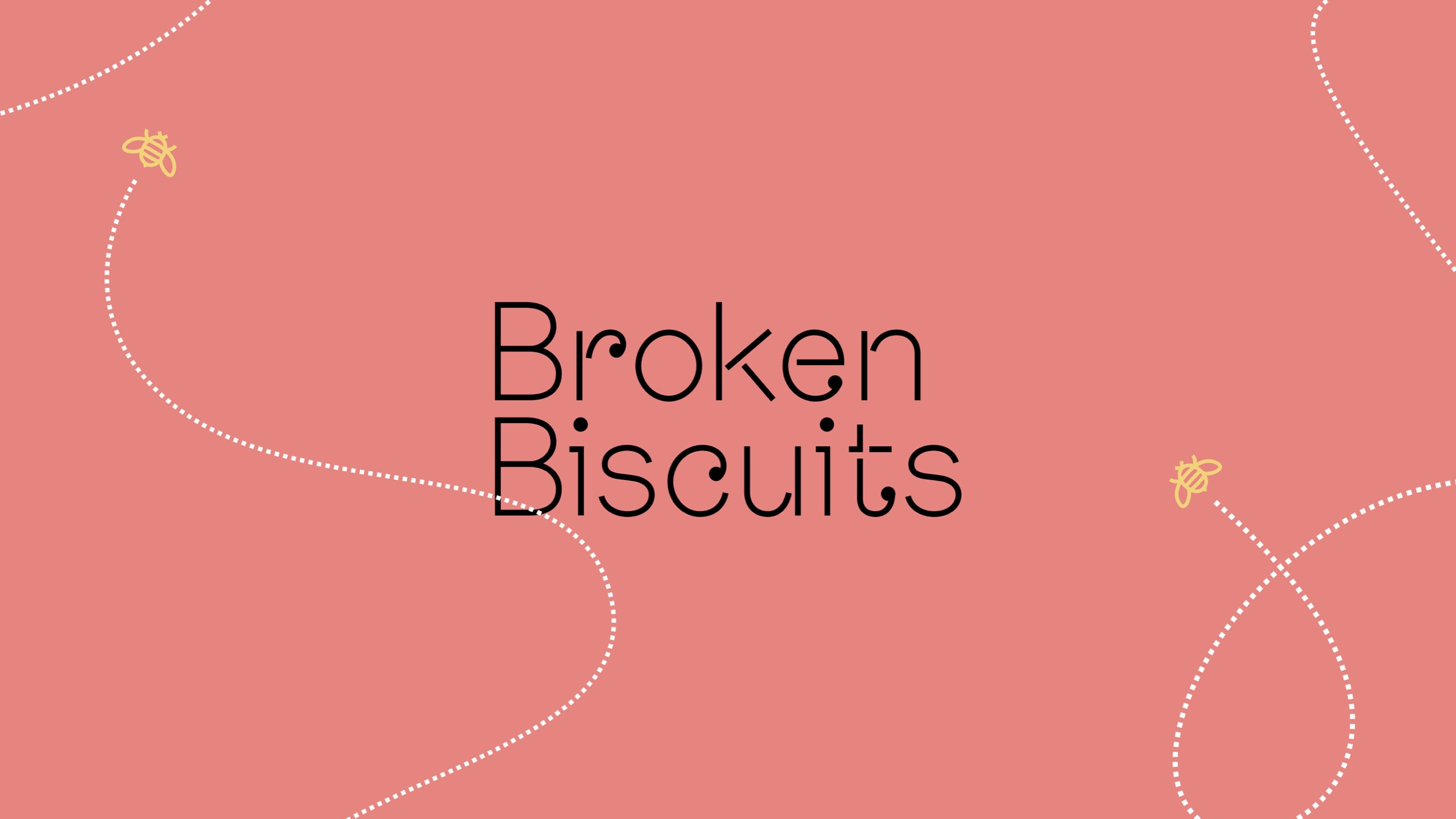 Cover image: Broken Biscuits