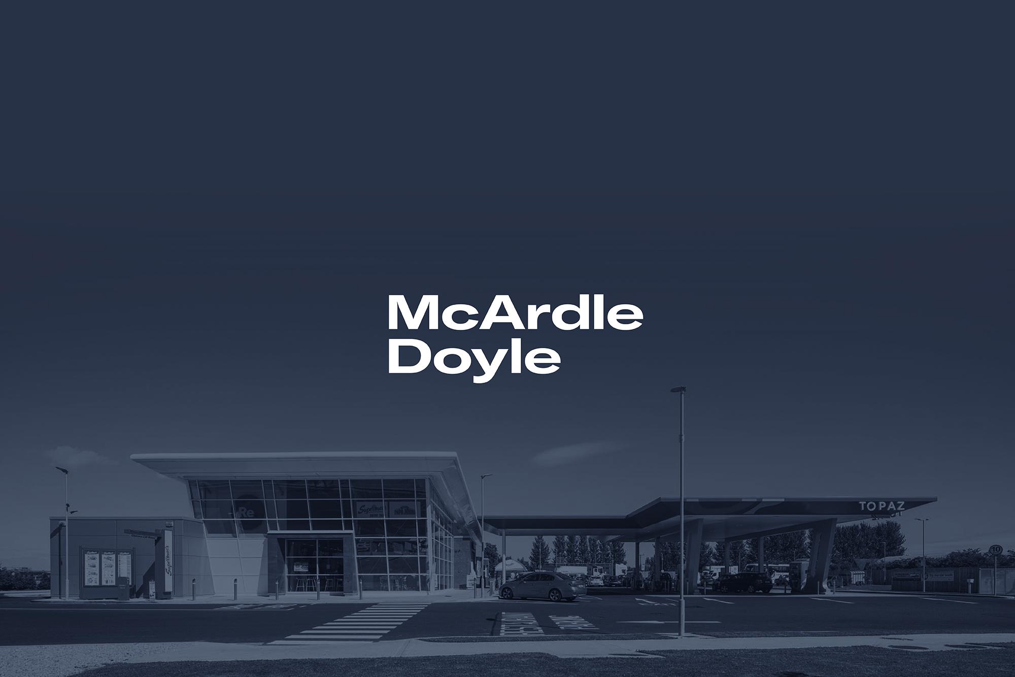 Cover image: McArdle Doyle – Identity
