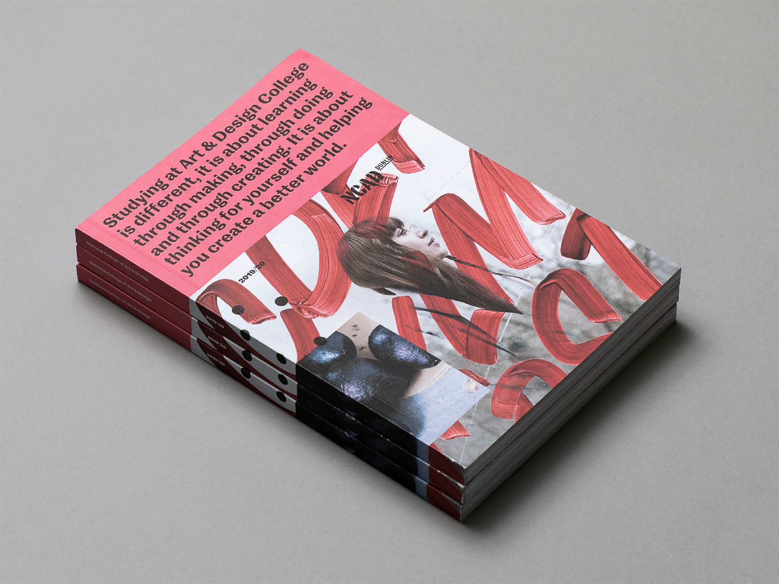 Cover image: NCAD – Prospectus