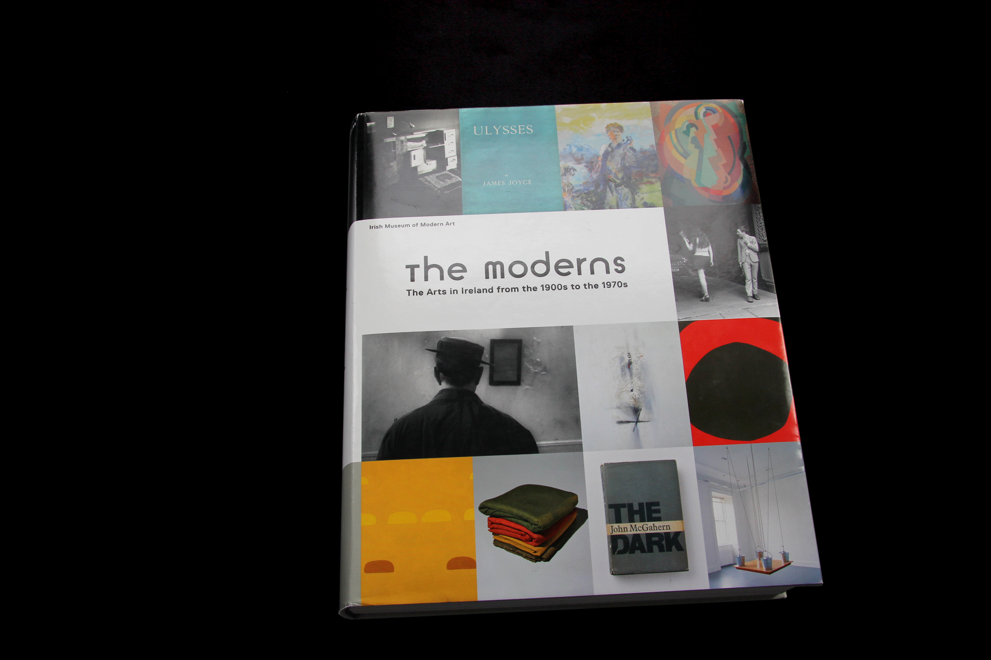 Cover image: The Moderns The arts in Ireland from the 1900s to the 1970s (2011)