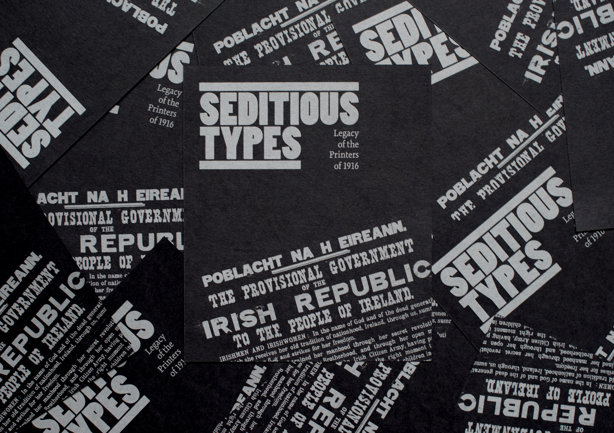 Cover image: Seditious Types