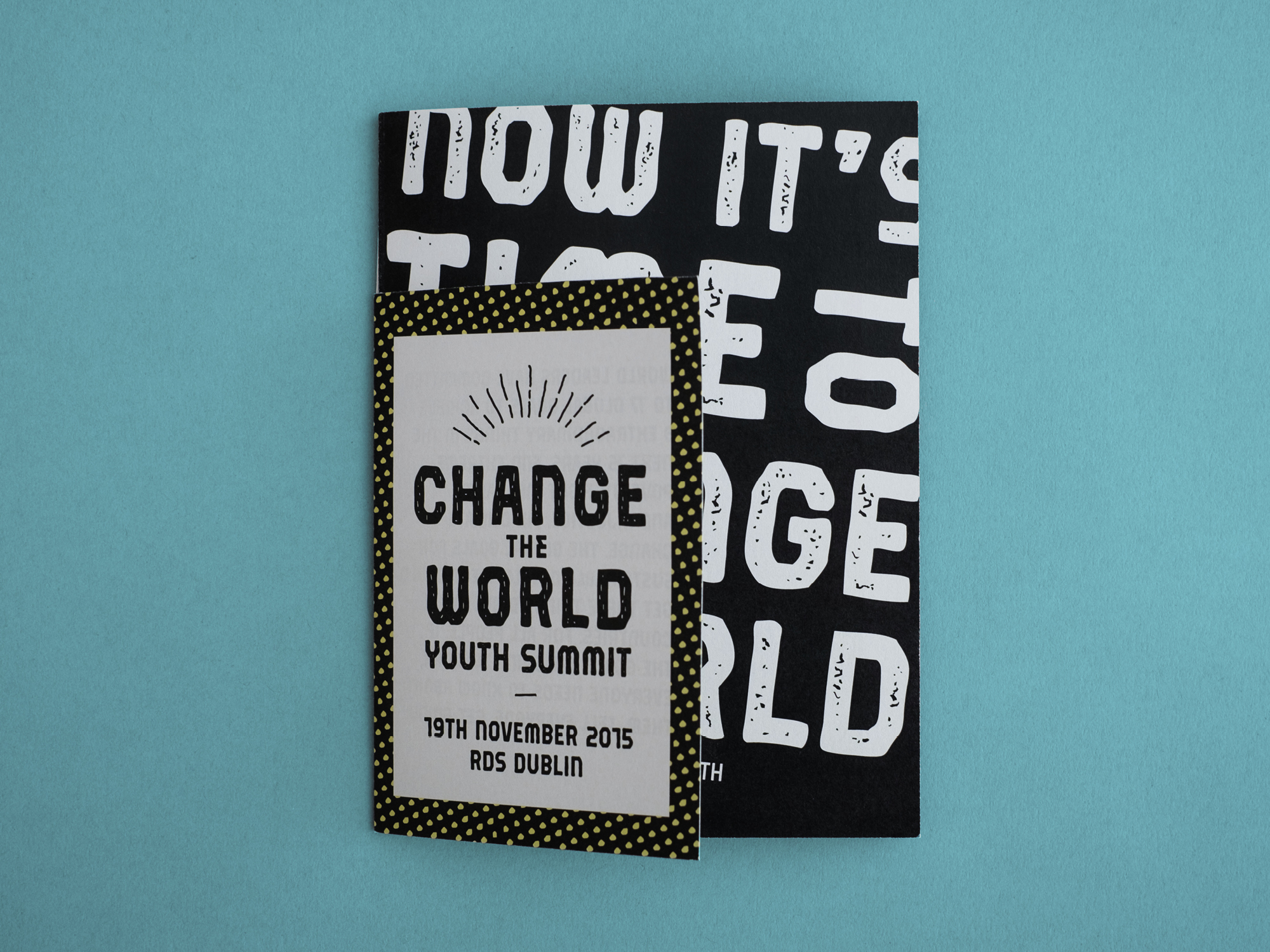 Cover image: Change the World Youth Summit (2015)