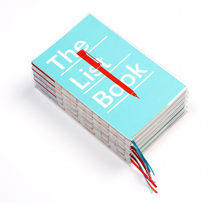Cover image: The List Book