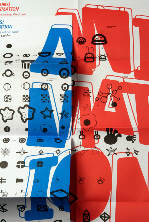 Cover image: Animation Brochure for School of Creative Arts