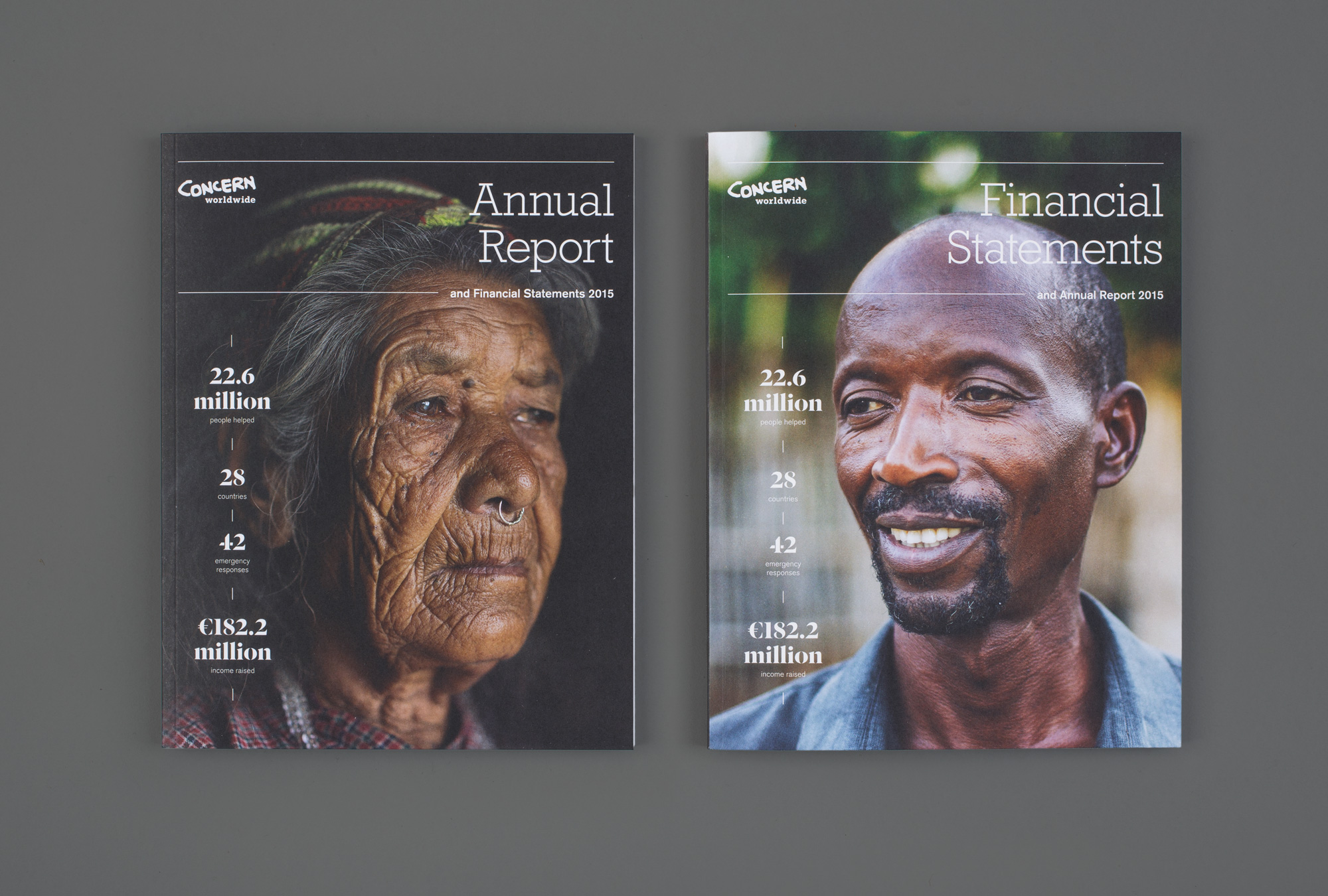 Cover image: Concern Worldwide Annual Report