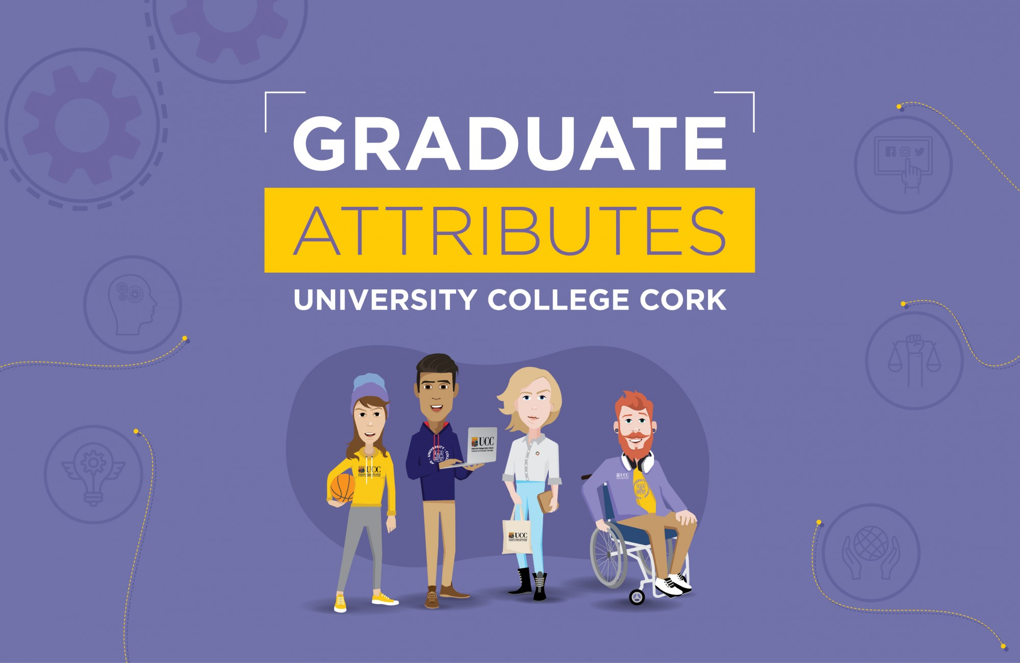 Cover image: UCC Graduate Attributes