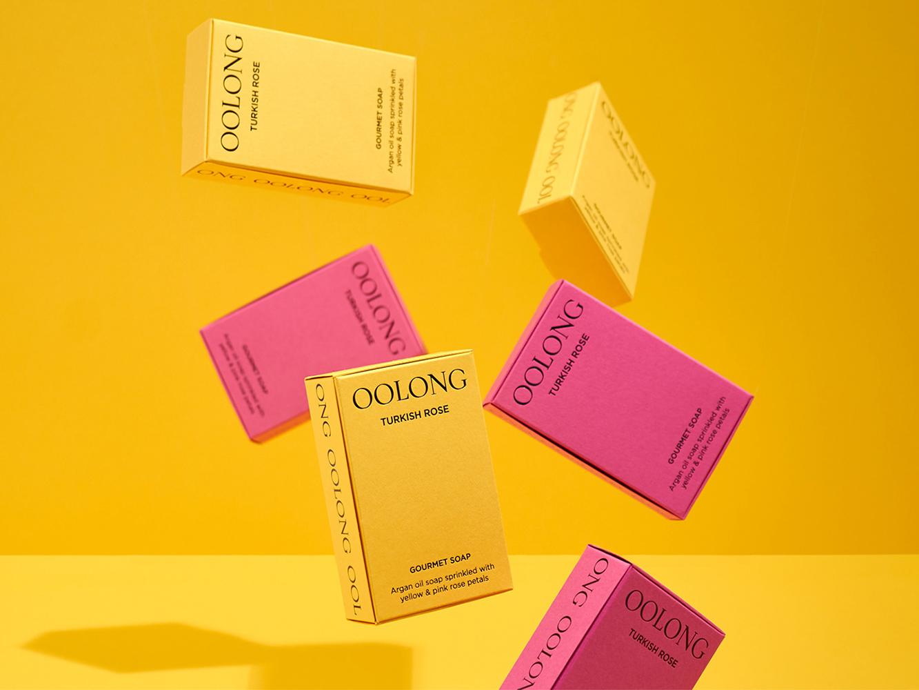 Cover image: Oolong: The luxury soap collection