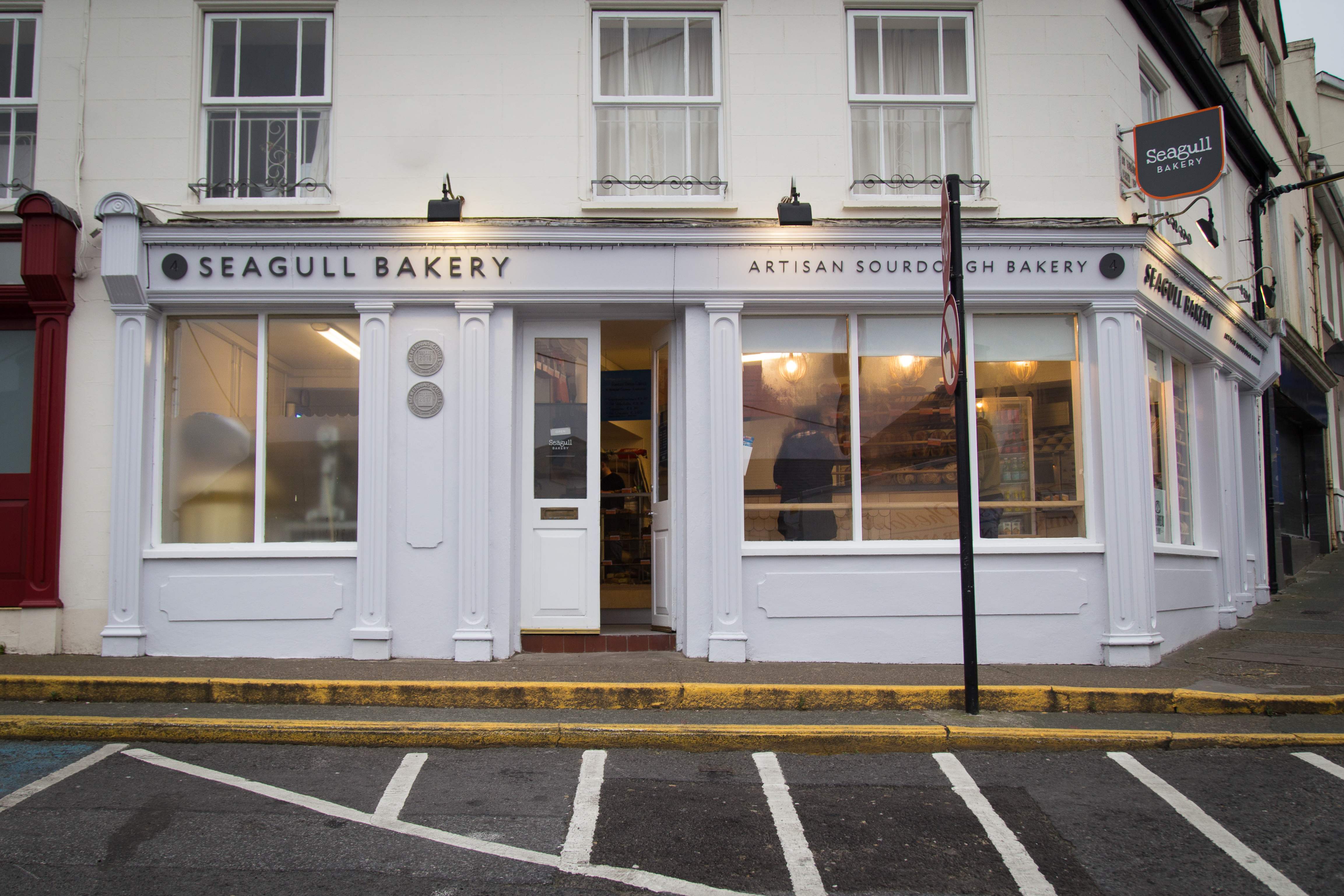 Cover image: Seagull Bakery
