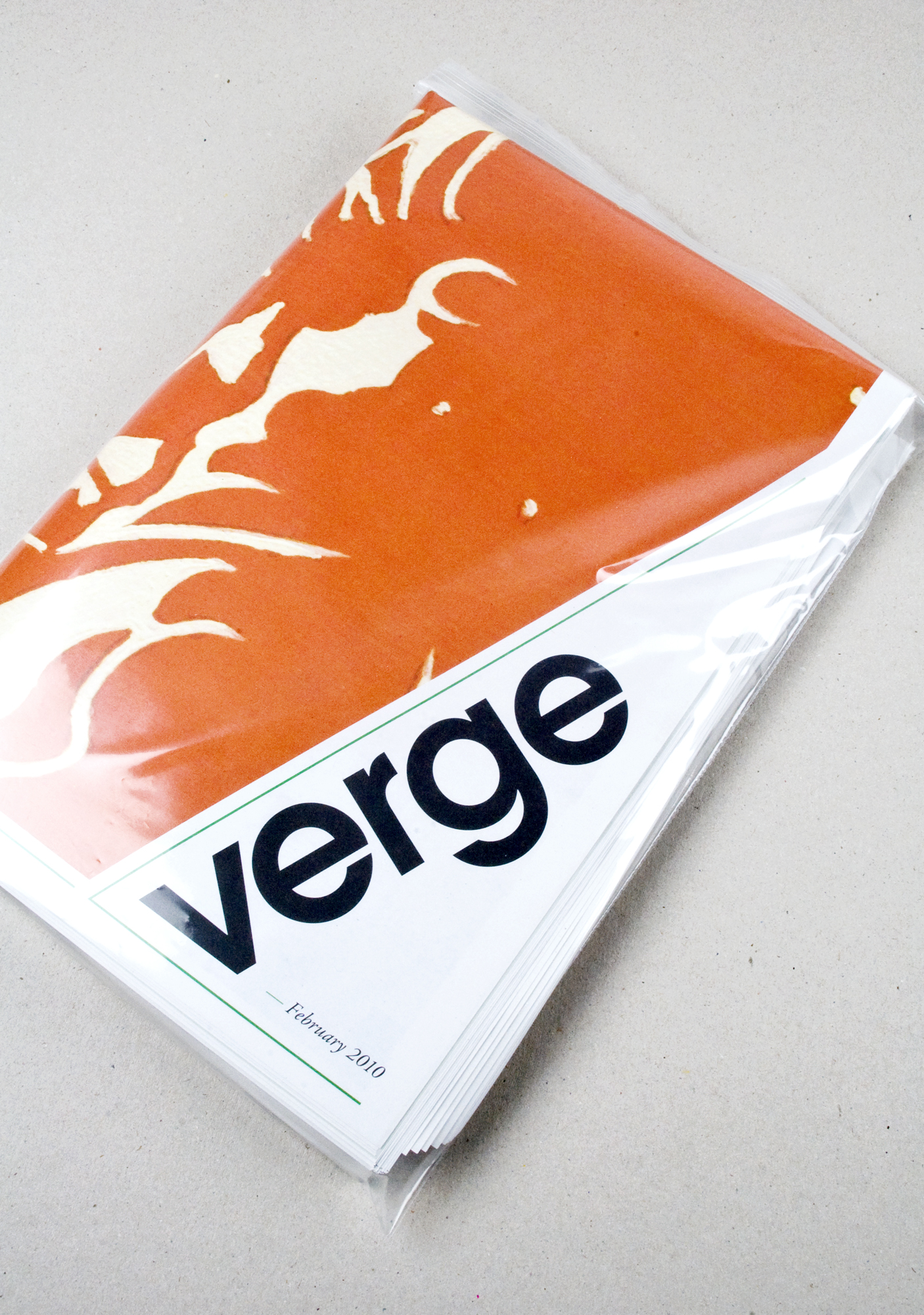 Cover image: Verge