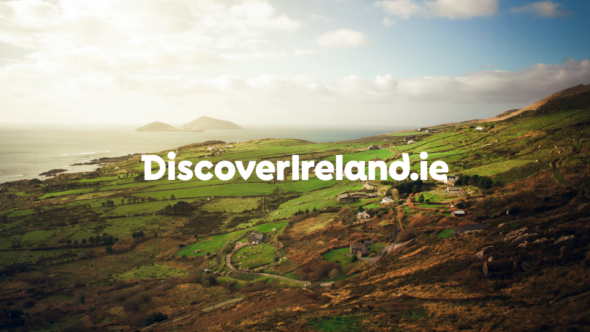 Cover image: Discover Ireland