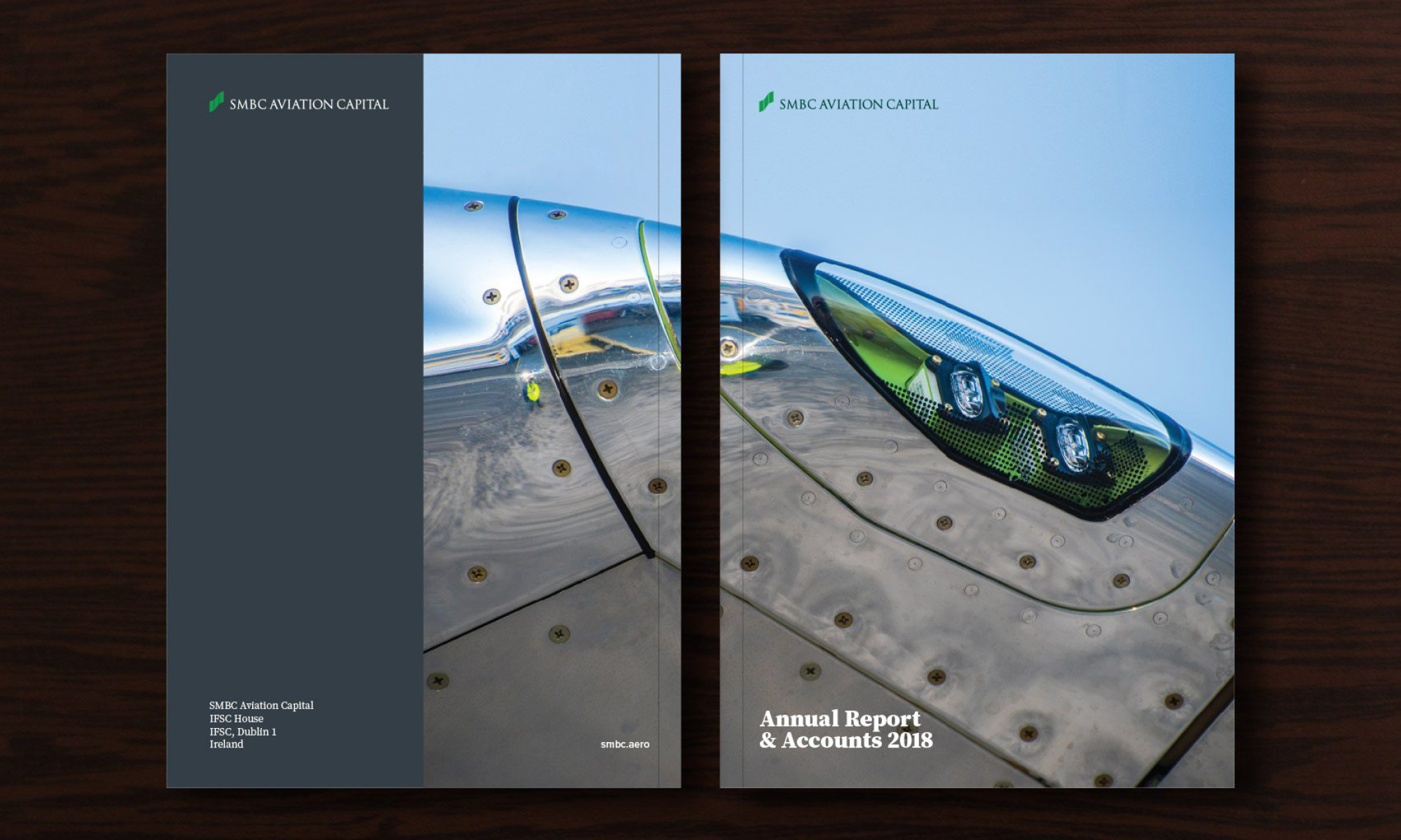 Cover image: SMBC Aviation Capital Annual report
