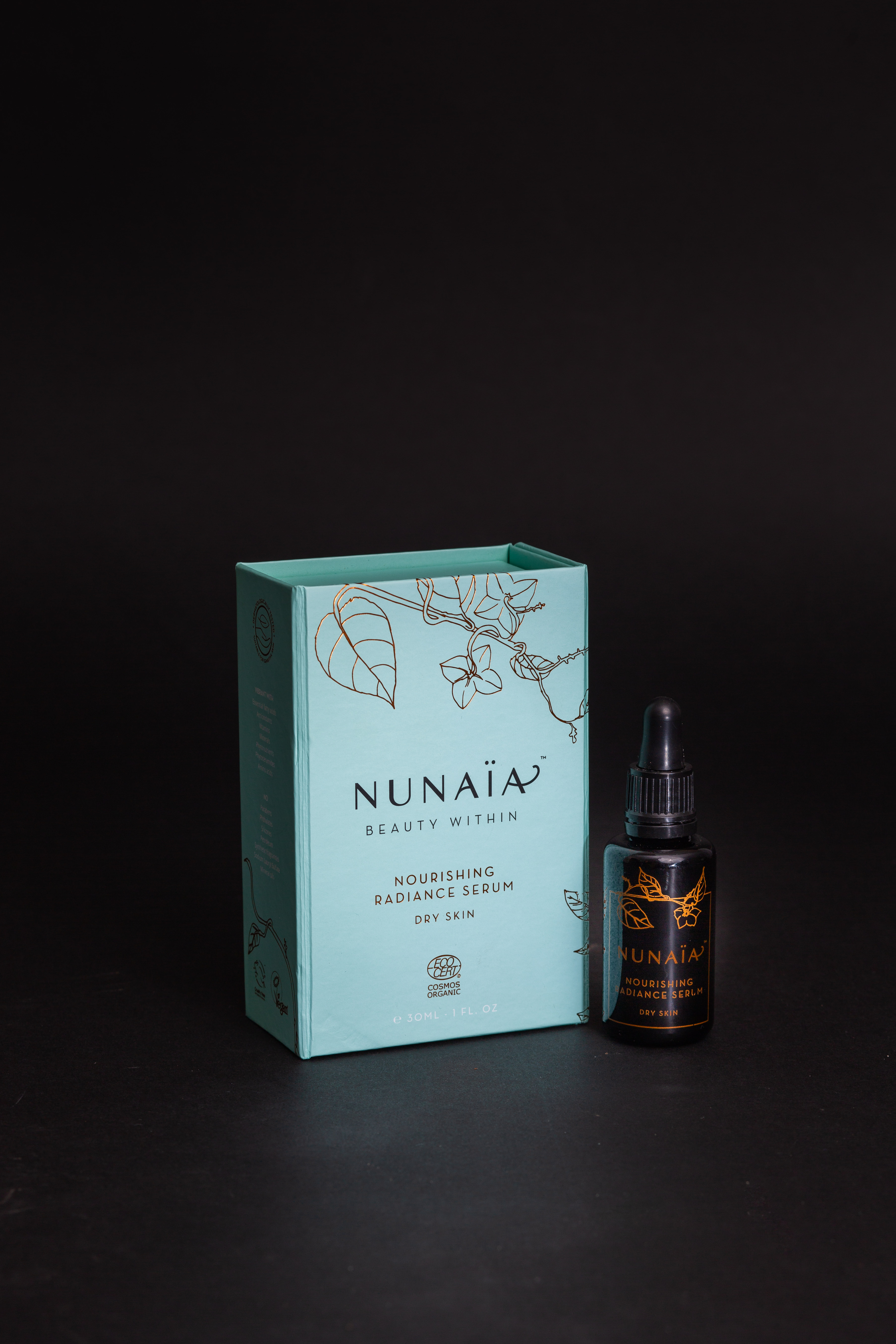 Cover image: Nunaïa Beauty - Packaging