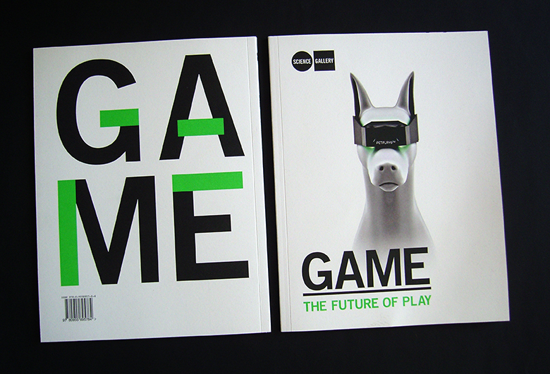 Cover image: Game — Exhibition catalogue