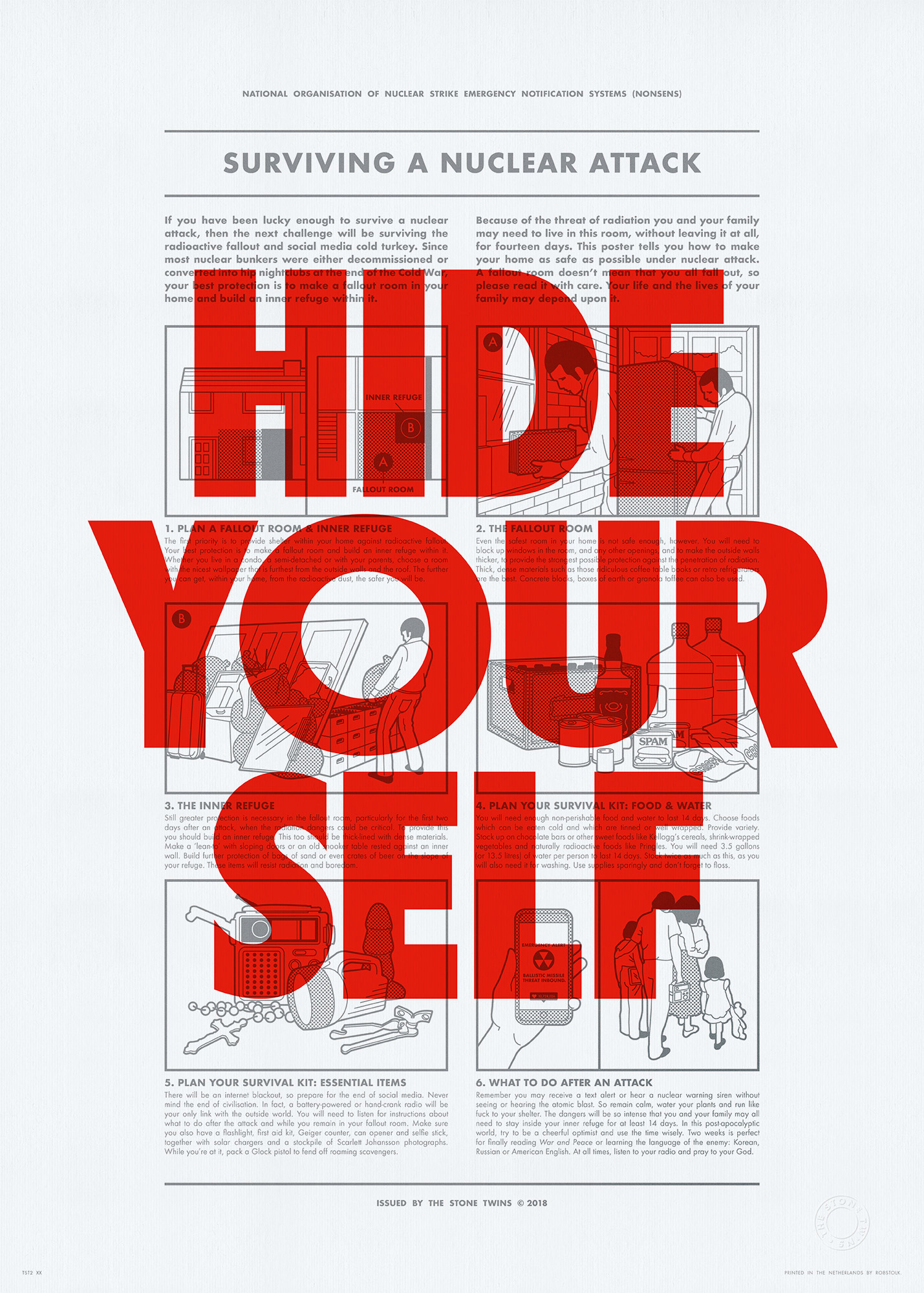 Cover image: Hide Your Self
